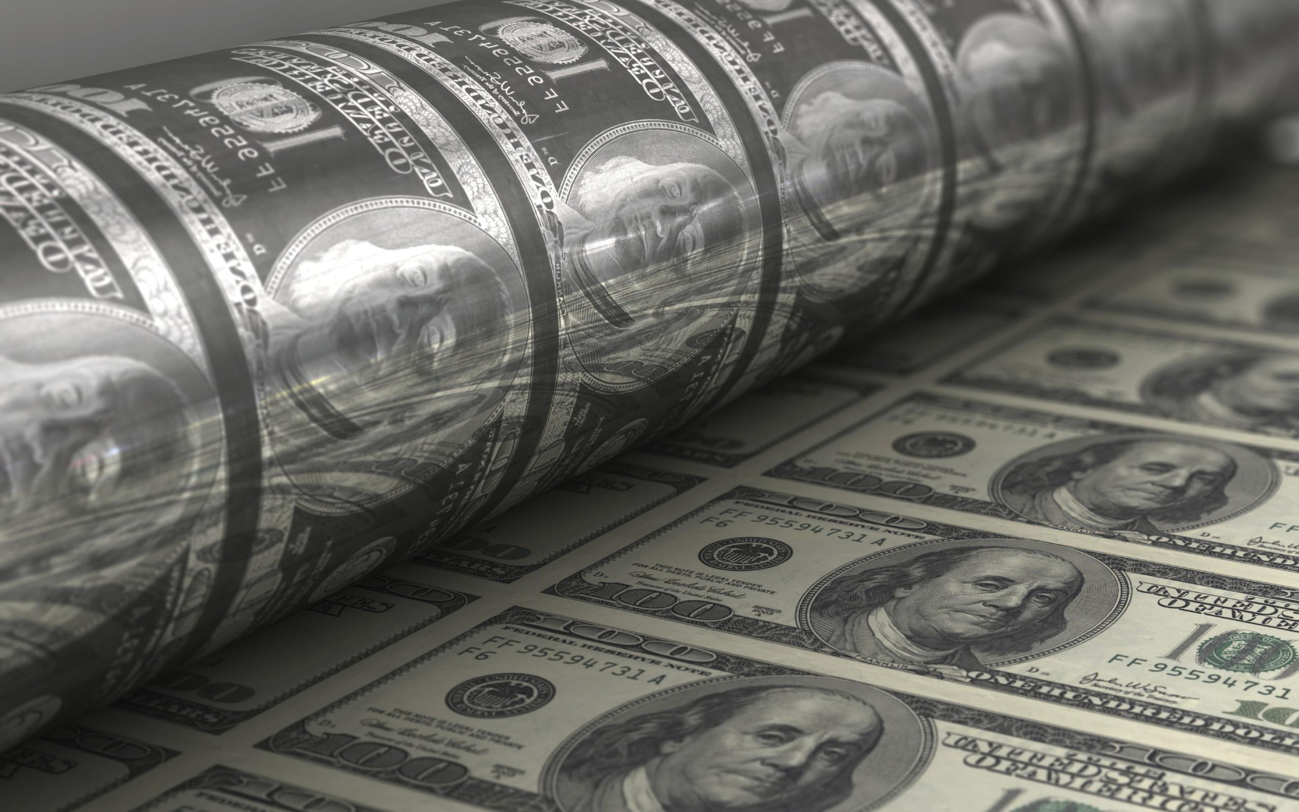 Картинки доллары большие