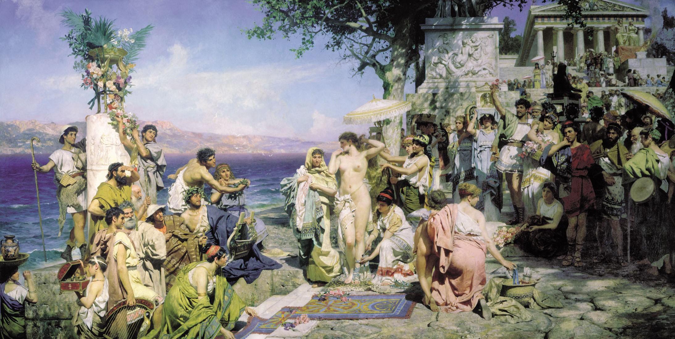 Fond d\'écran : La peinture, gens, mythologie grecque, ART ...