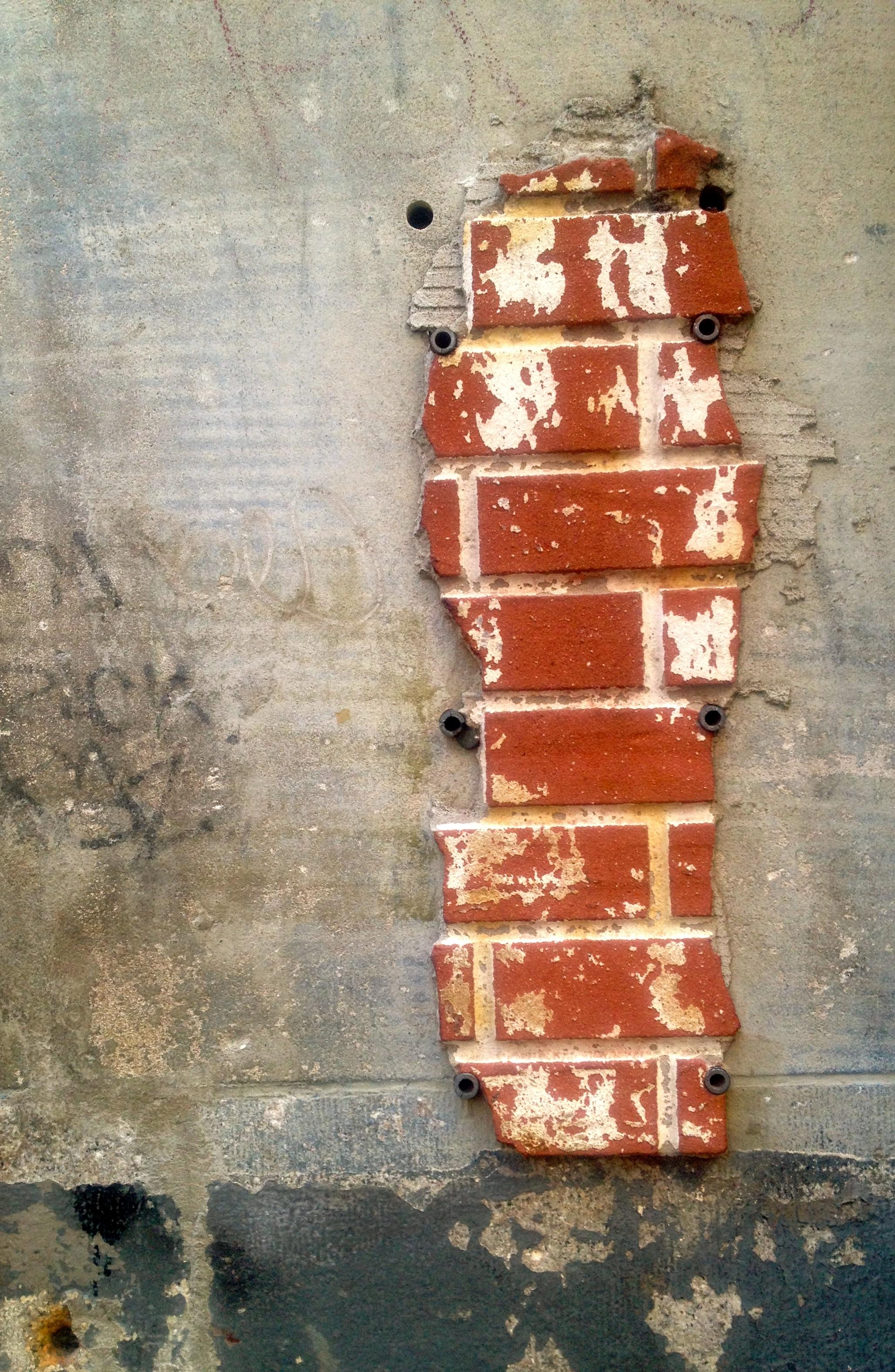 Fond D écran La Peinture Rouge Mur Bois Manhattan