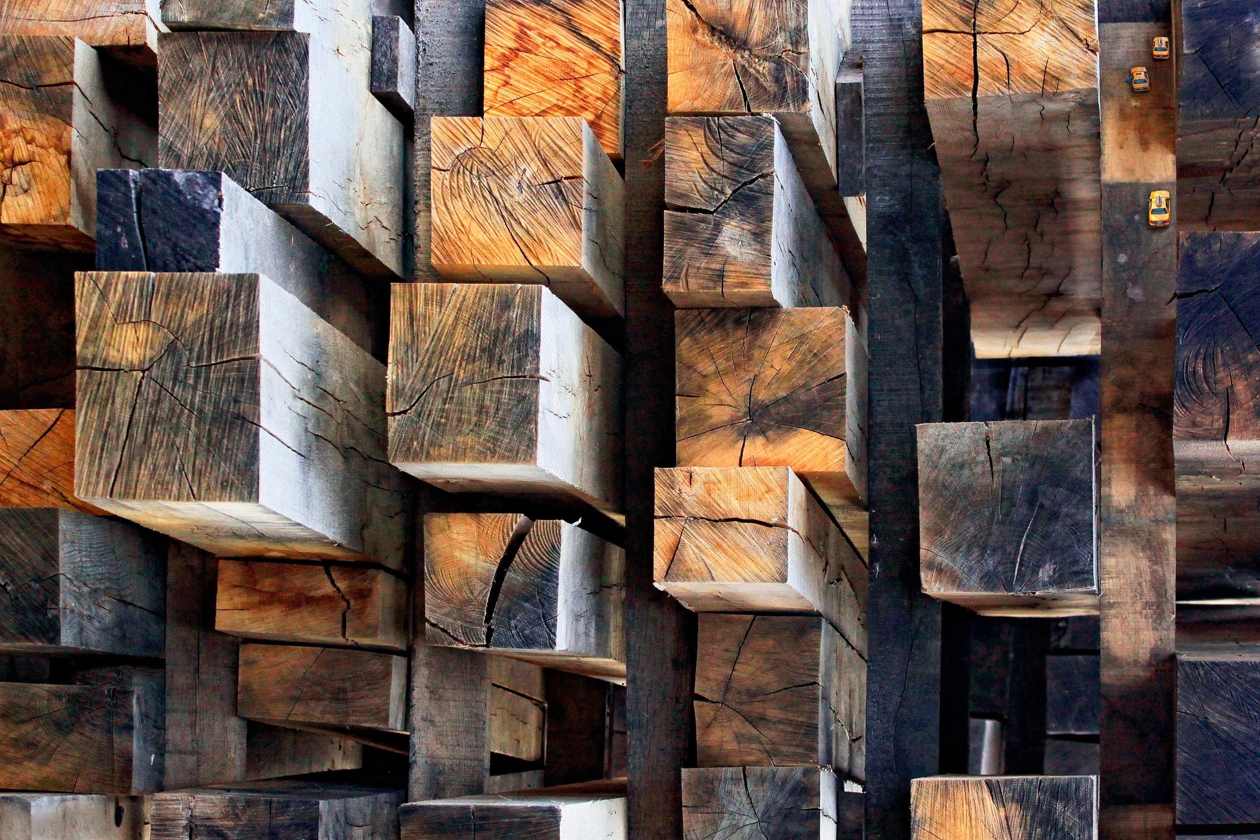 Как сделать леса для кирпича
