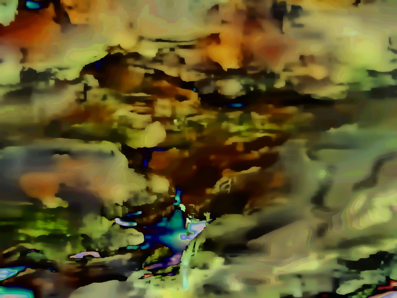 Masaüstü Boyama Su Yansıma Gökyüzü şube Bağırmak Sanat Ağaç