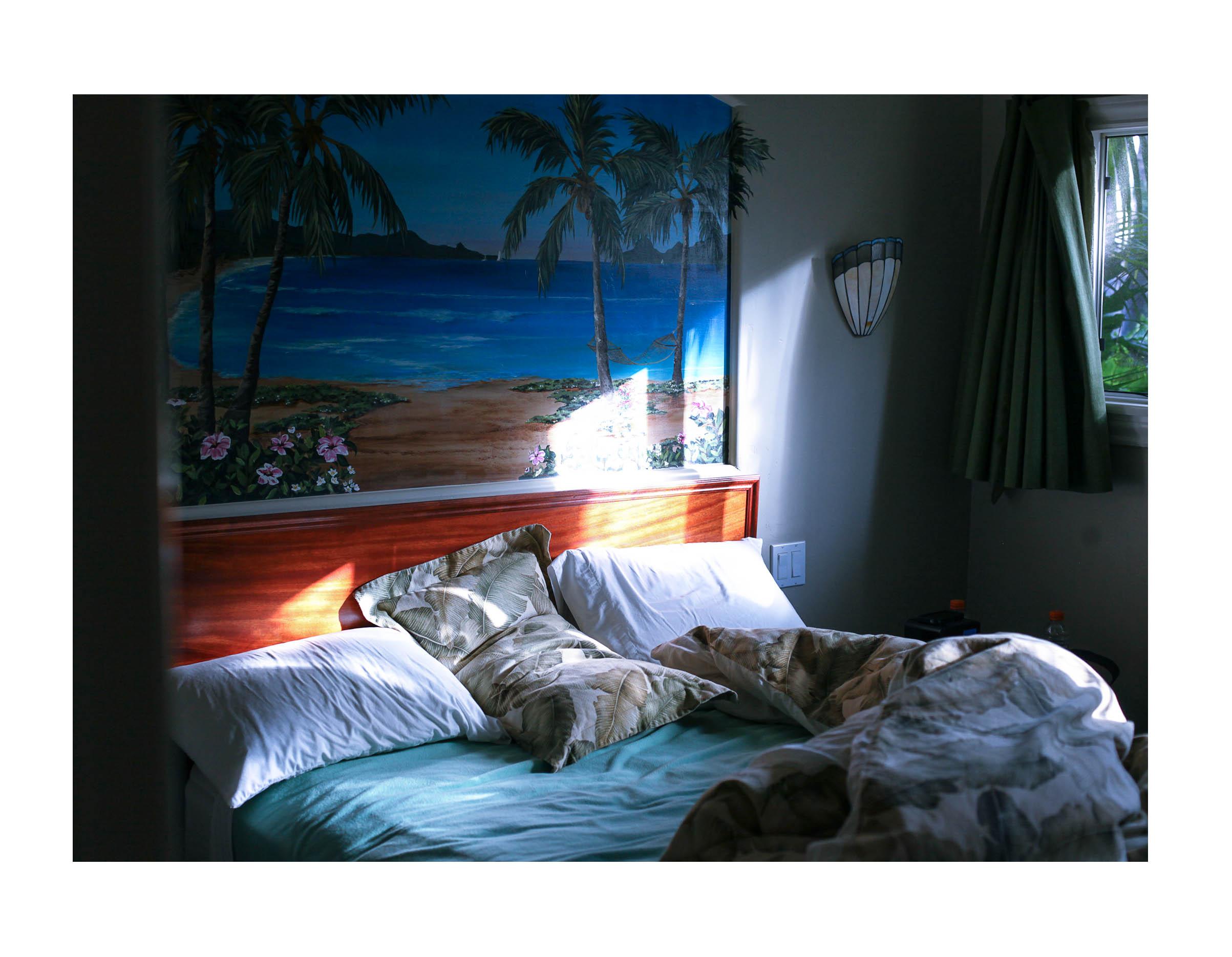 Sfondi : la pittura, finestra, camera, spiaggia, blu, Canone ...