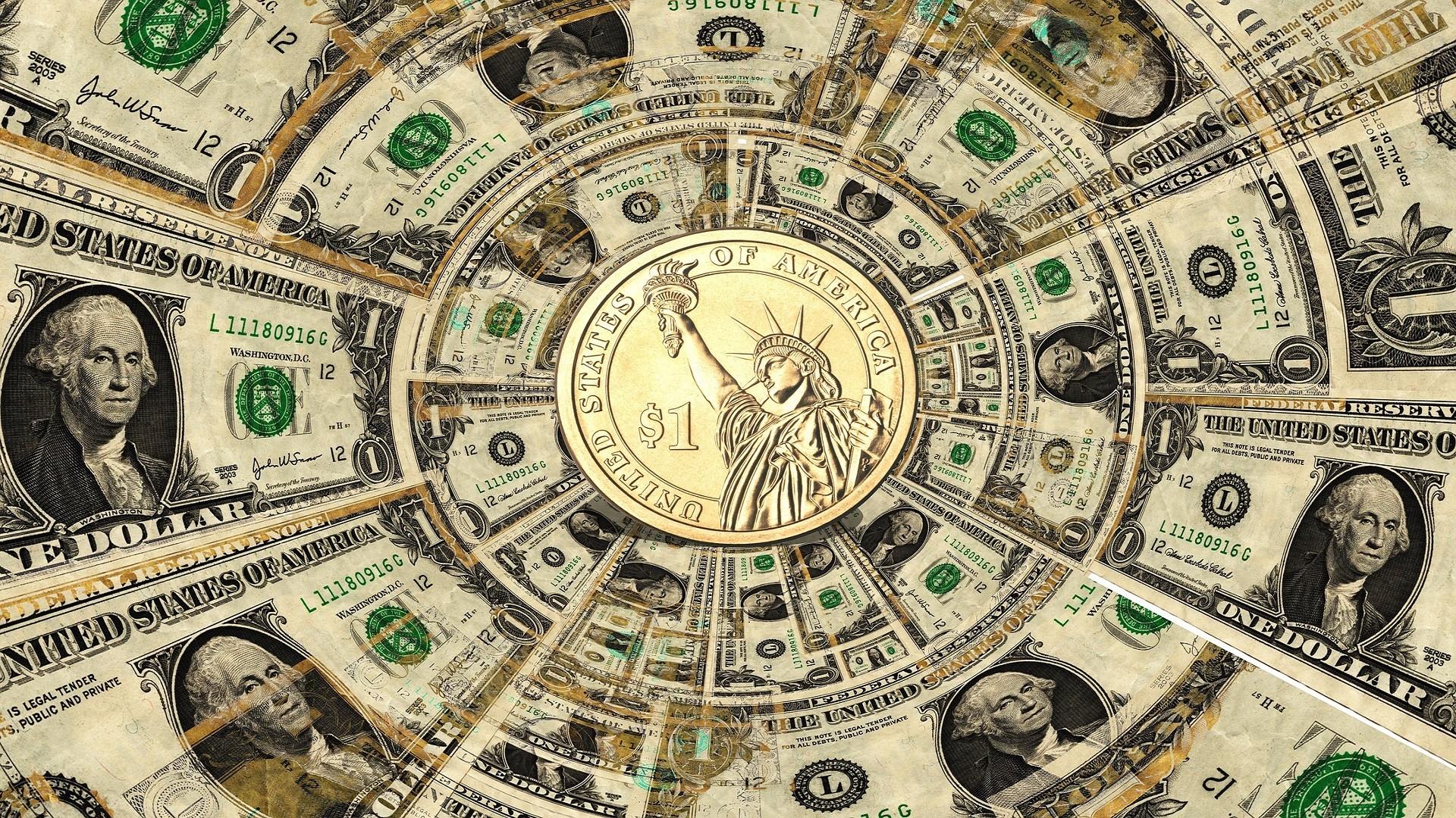 デスクトップ壁紙 人 アメリカ合衆国 ドル お金 通貨 現金
