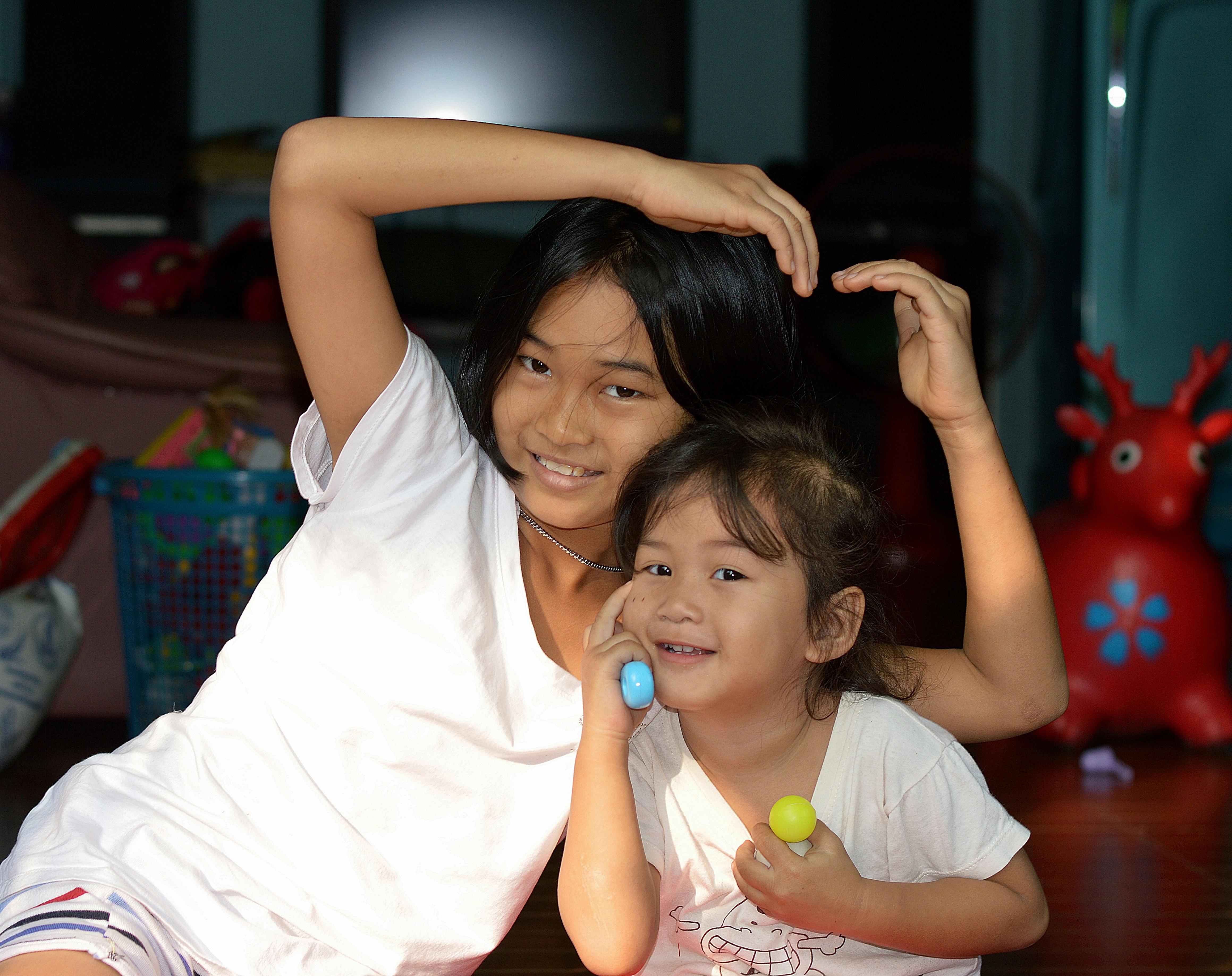 thailand party girls