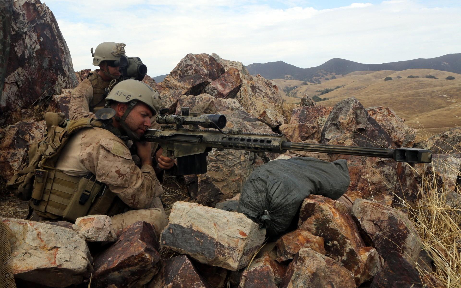 デスクトップ壁紙 人 銃 武器 兵士 軍事 スナイパーライフル