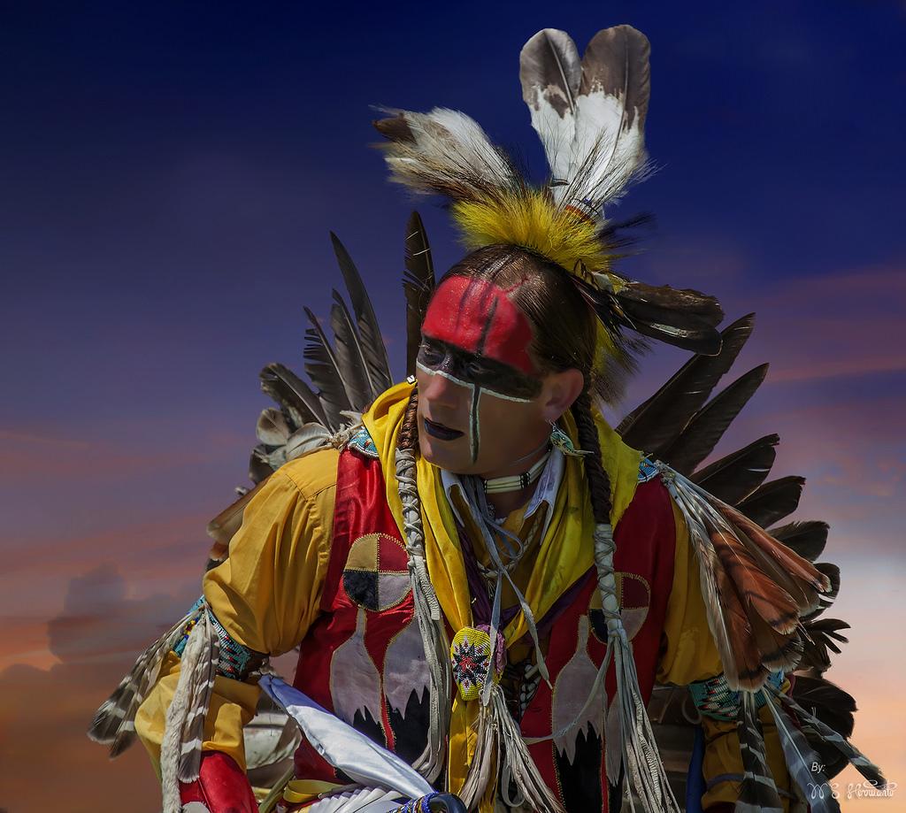 Современные индейцы северной америки фото любопытства, внимания