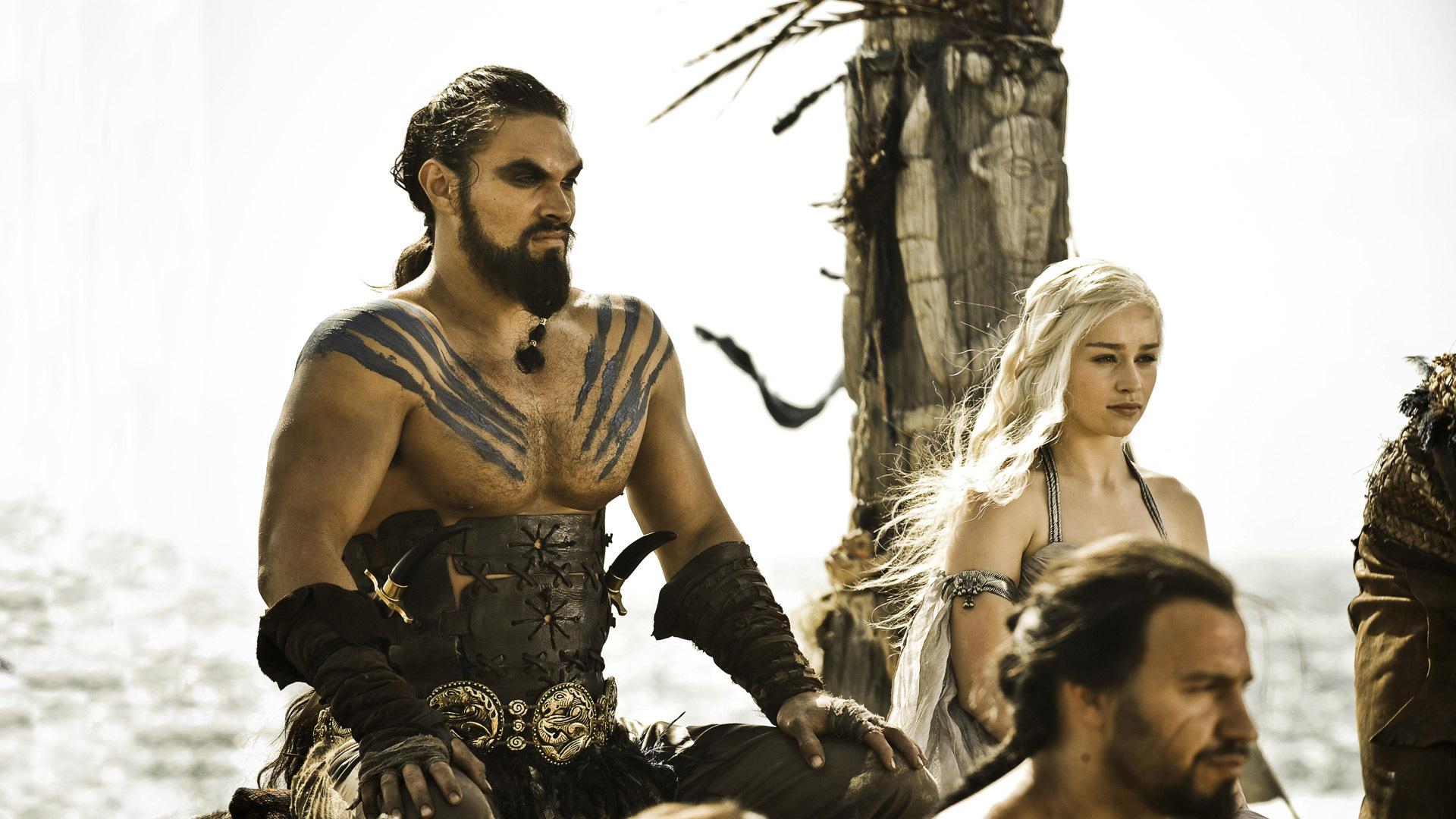 People Model Fashion Game Of Thrones Emilia Clarke Spring Mythology Daenerys Targaryen Khal Drogo Photograph Performance