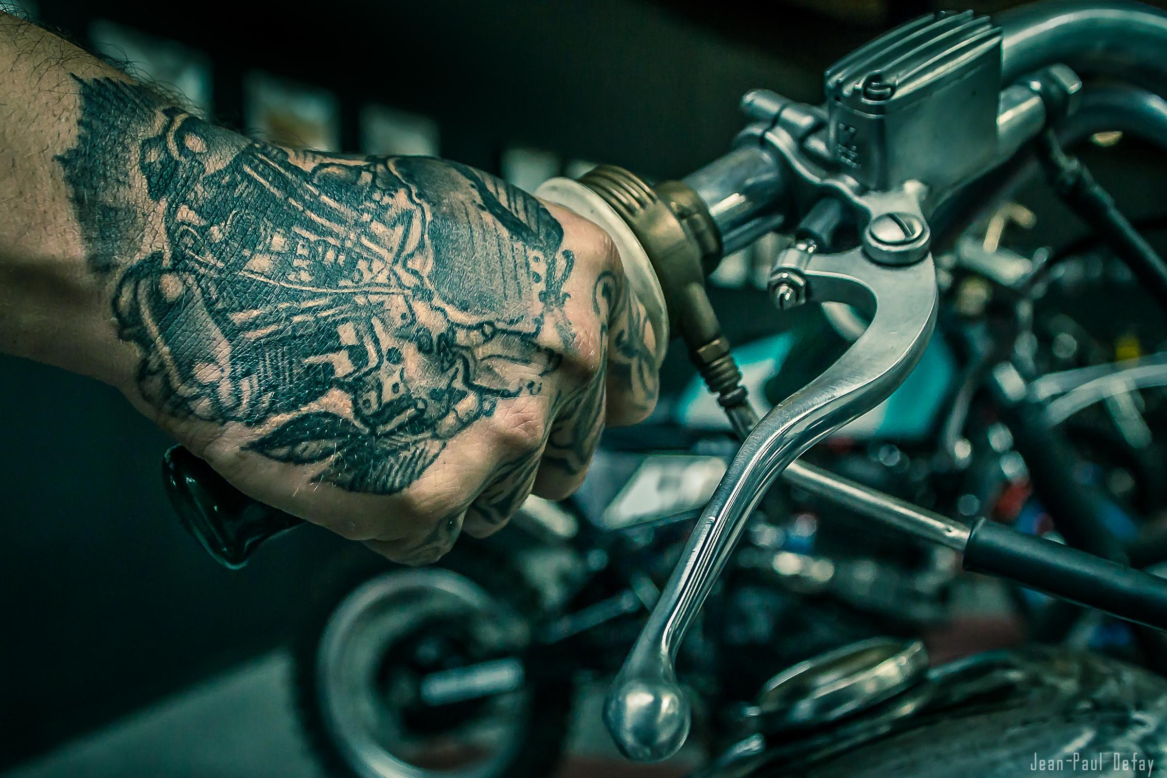 tatuaje aficionado libre