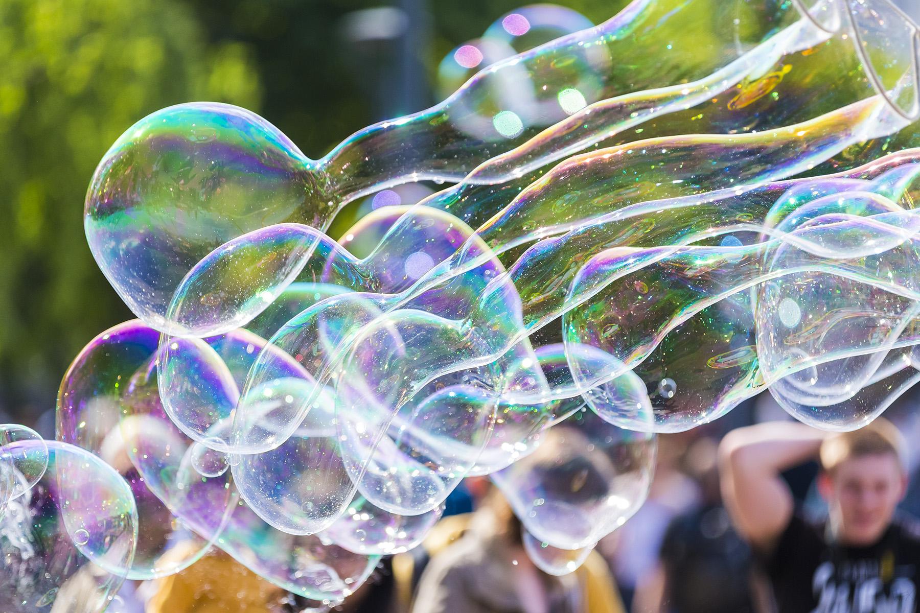 Картинки мыльные пузыри фото