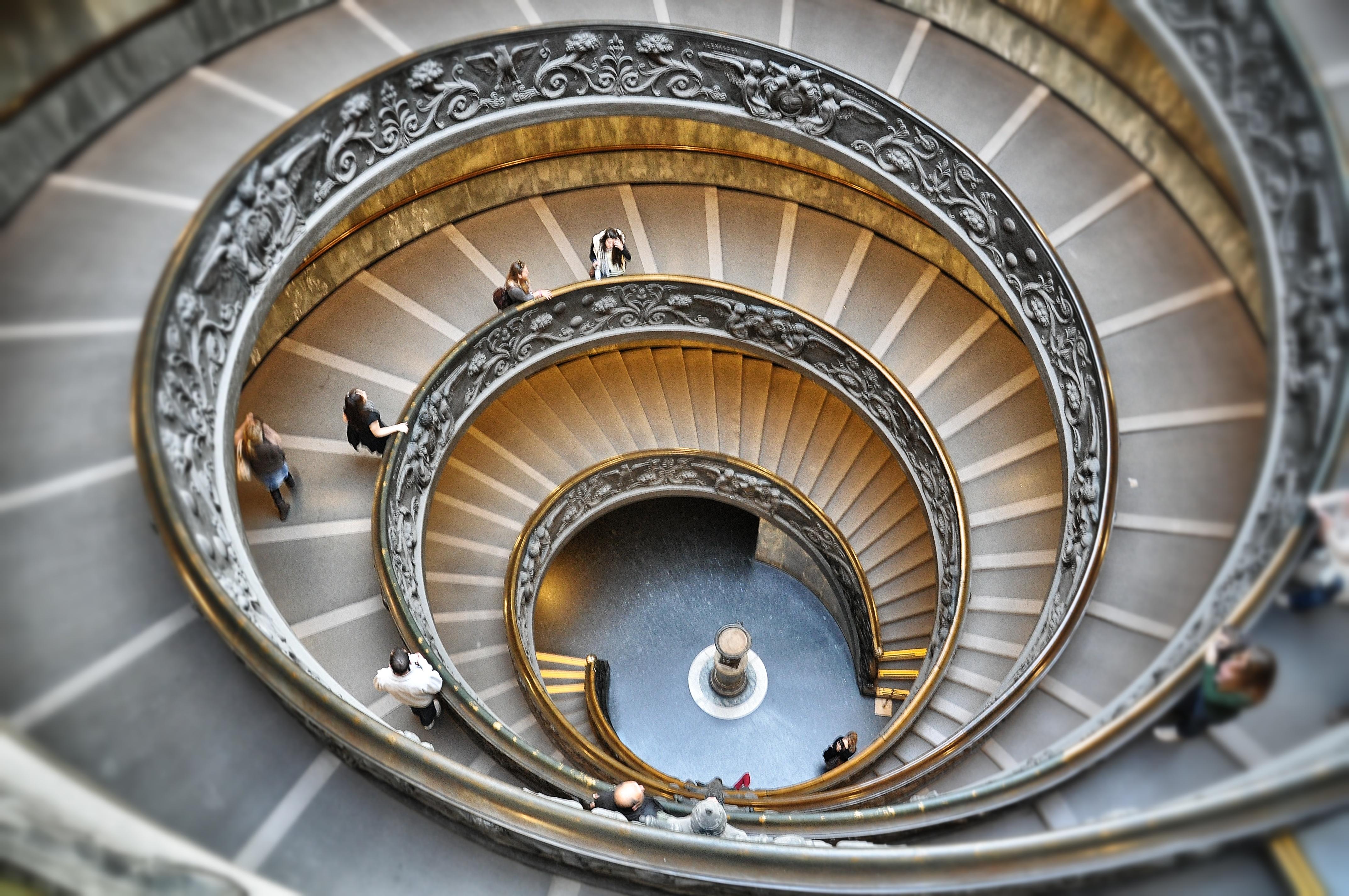 них считаются лестницы круг фото жалобы когда удаётся