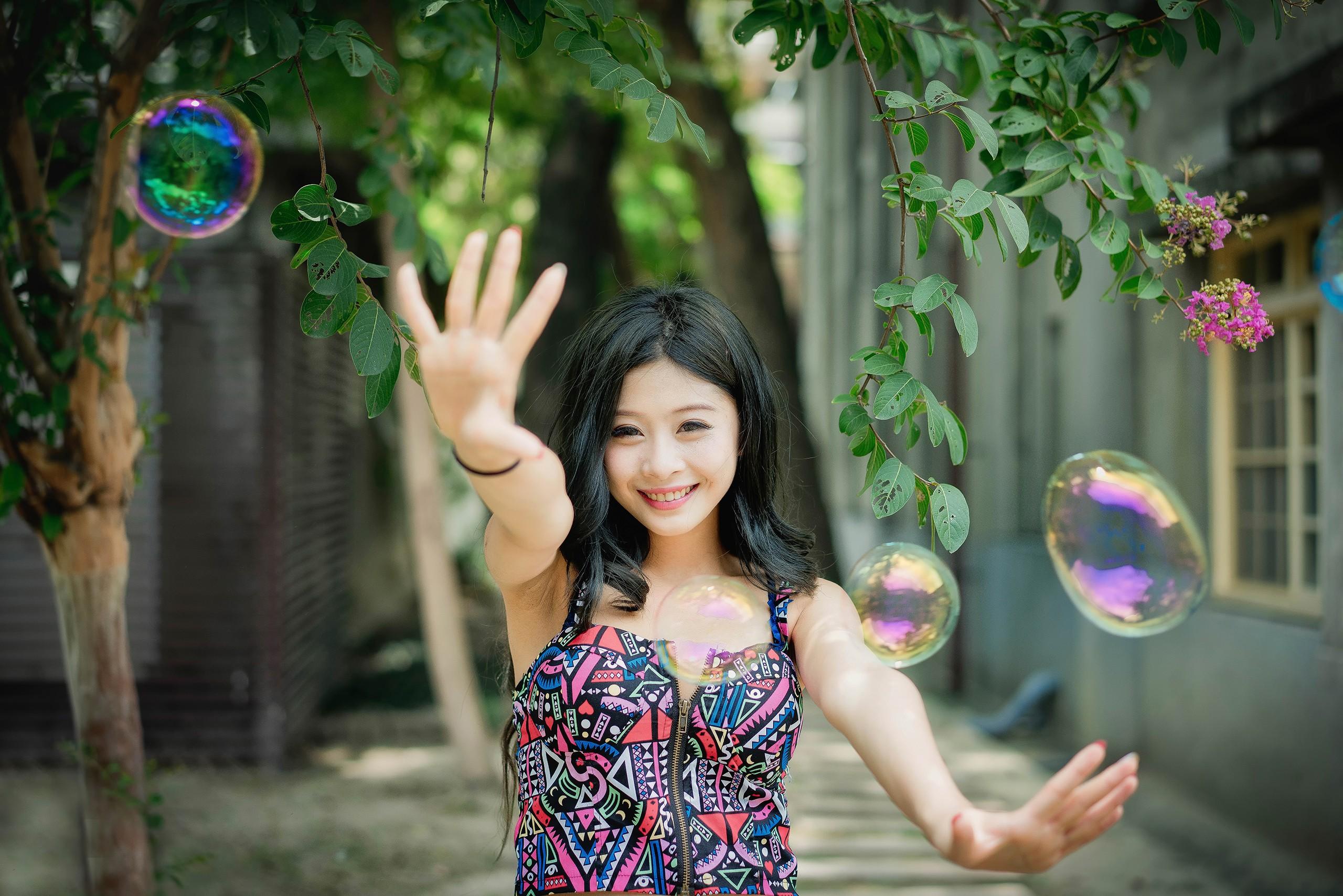 Фотосессия с мыльными пузырями идеи мне