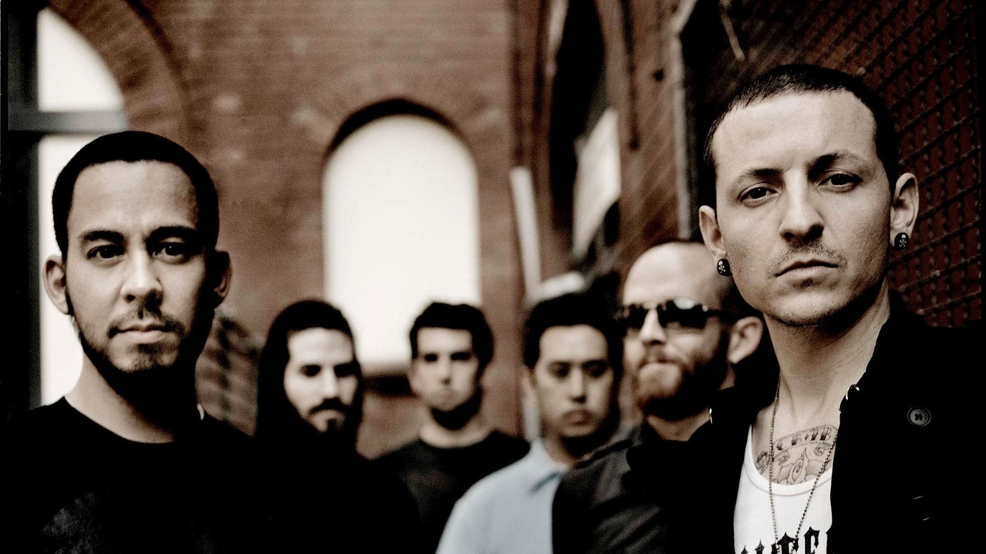 Wallpaper Photography Gentleman House Band Linkin Park