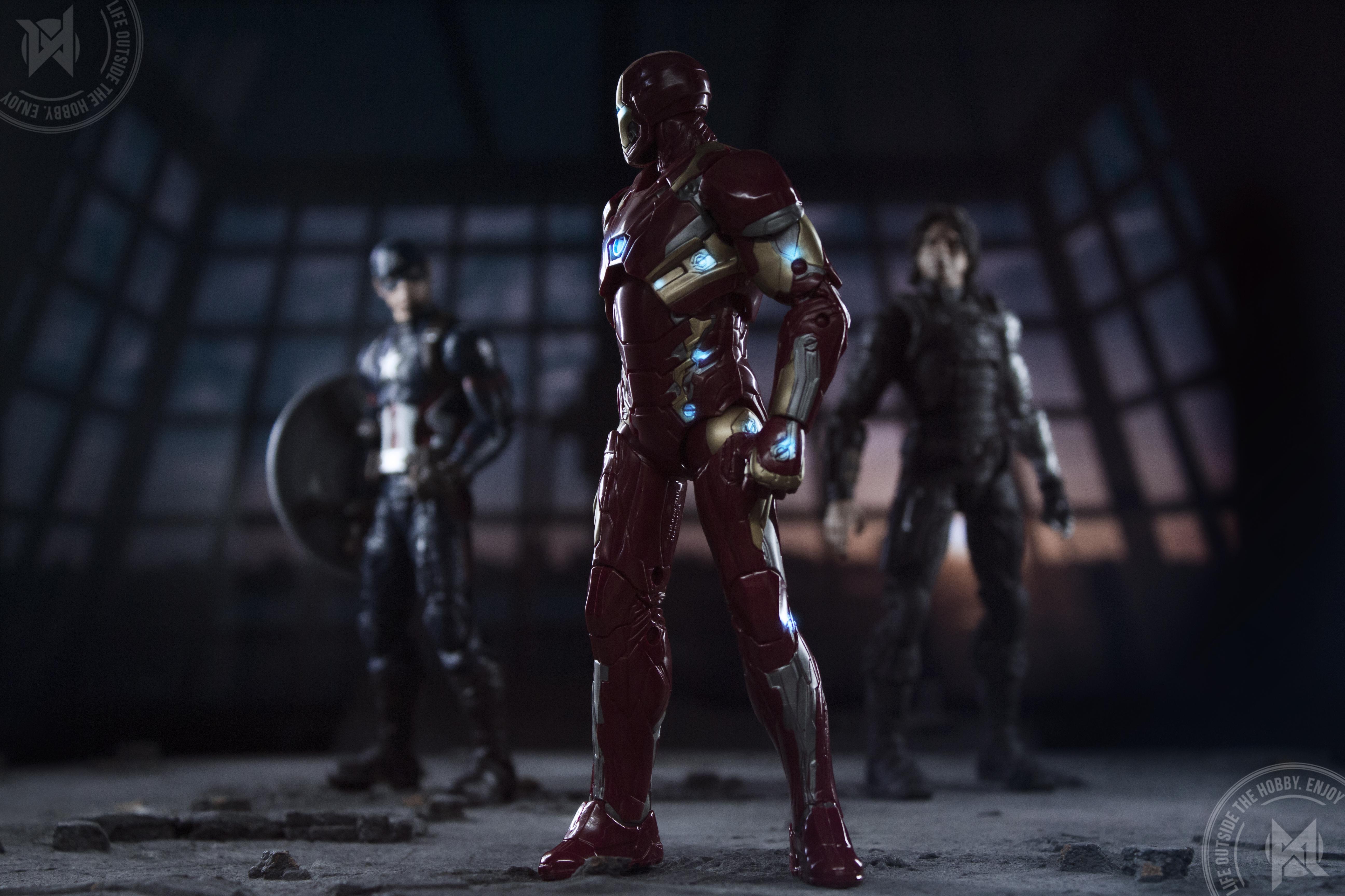 Wallpaper Photography Movies Superhero Iron Man Daredevil