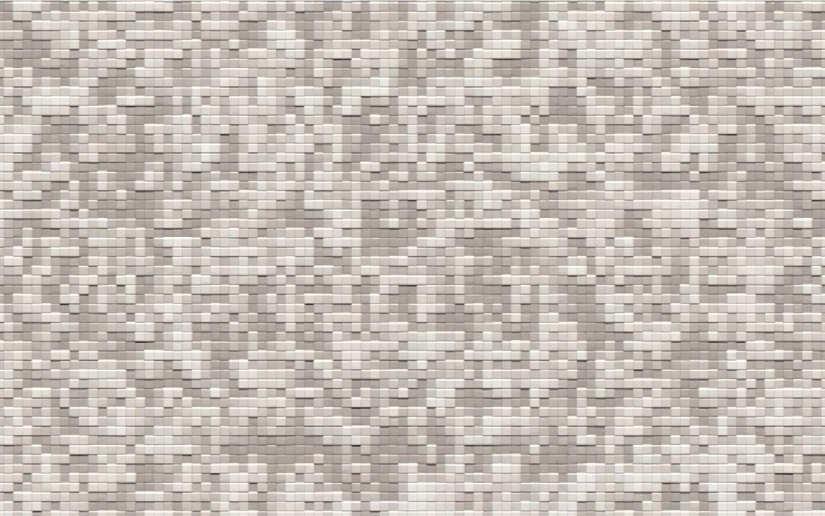 Wallpaper Pixel Black Digital Camouflage 1680x1050