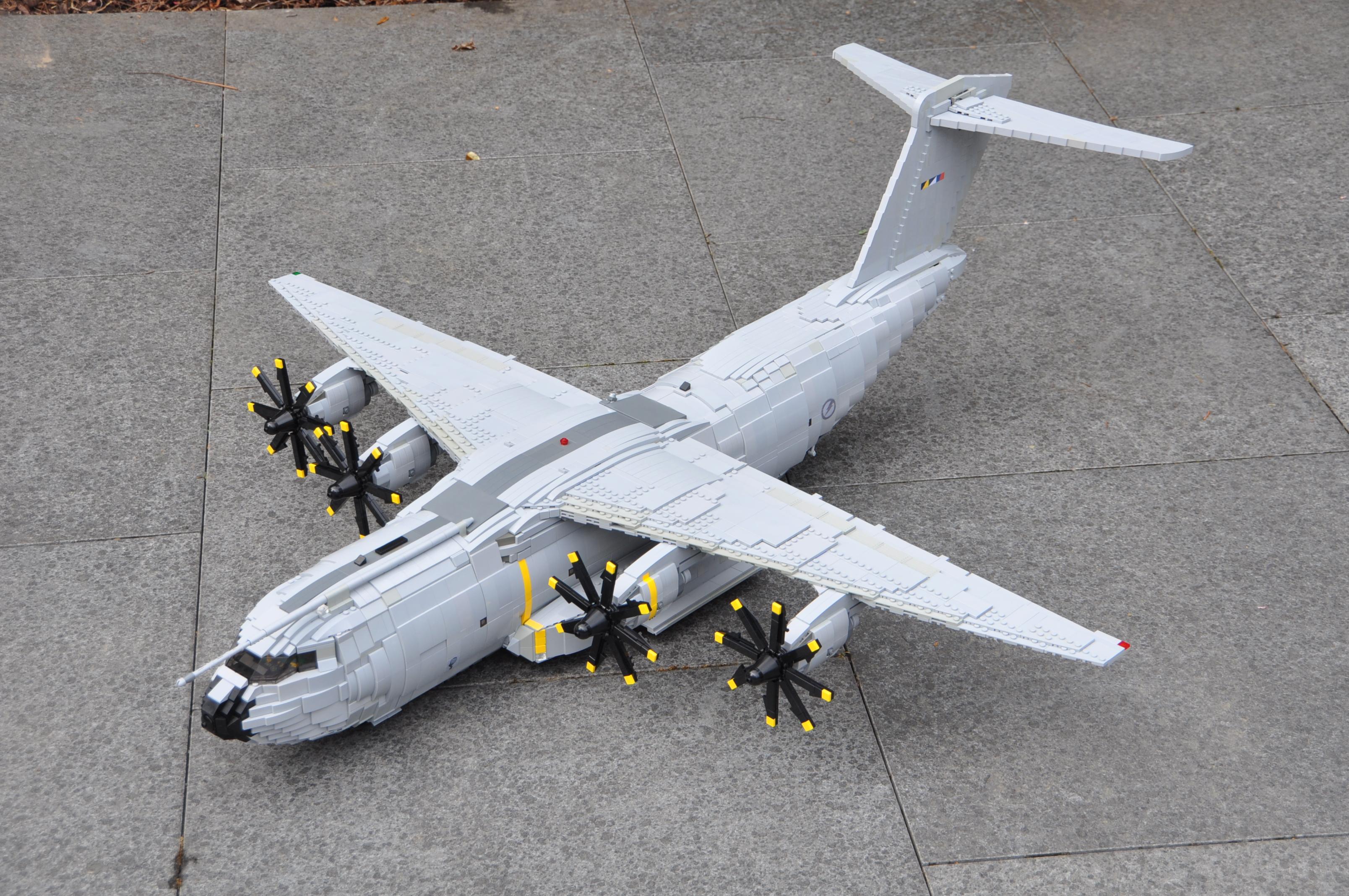 Fond d'écran : avion, LEGO, militaire, transport, aile, jet