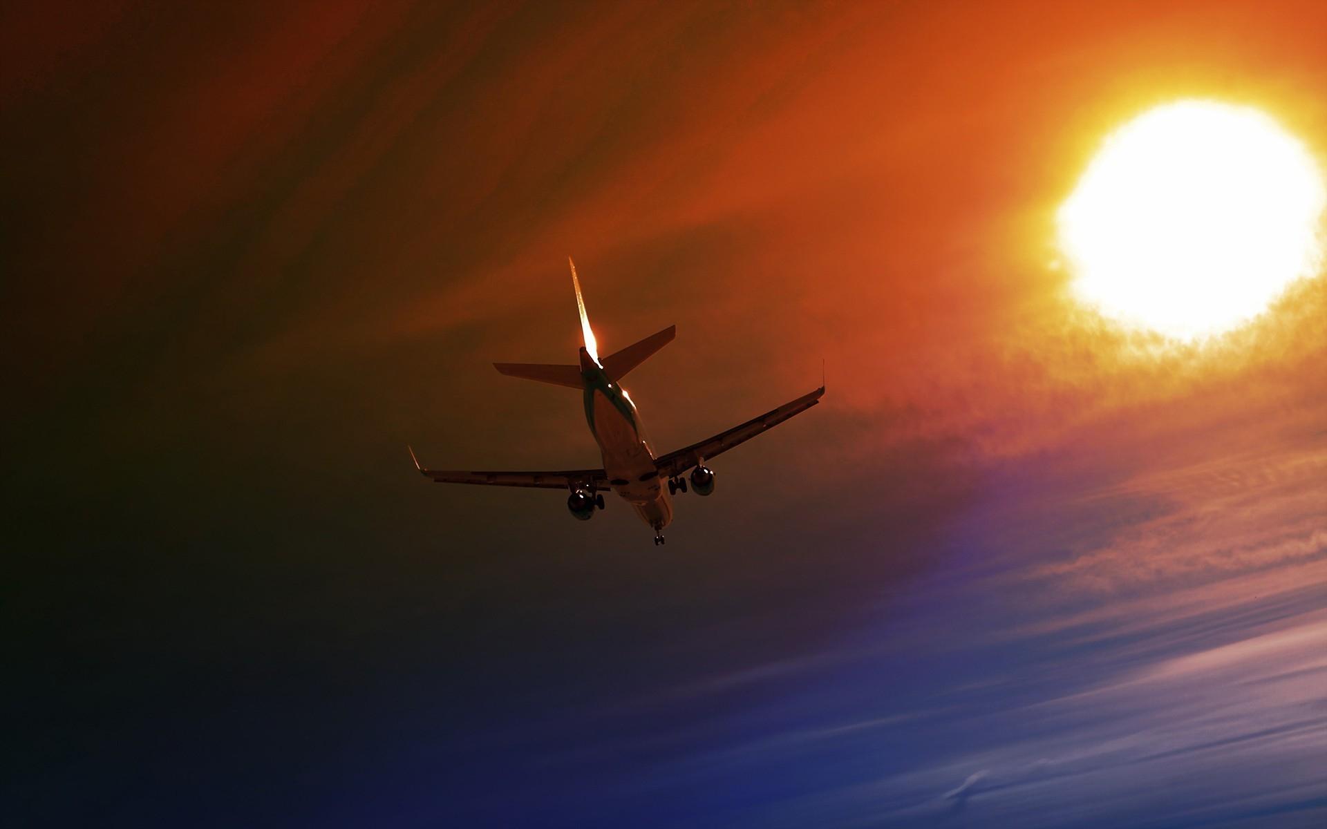 Simple Wallpaper Night Airplane - plane-sky-night-Flight-645734  Trends.jpg