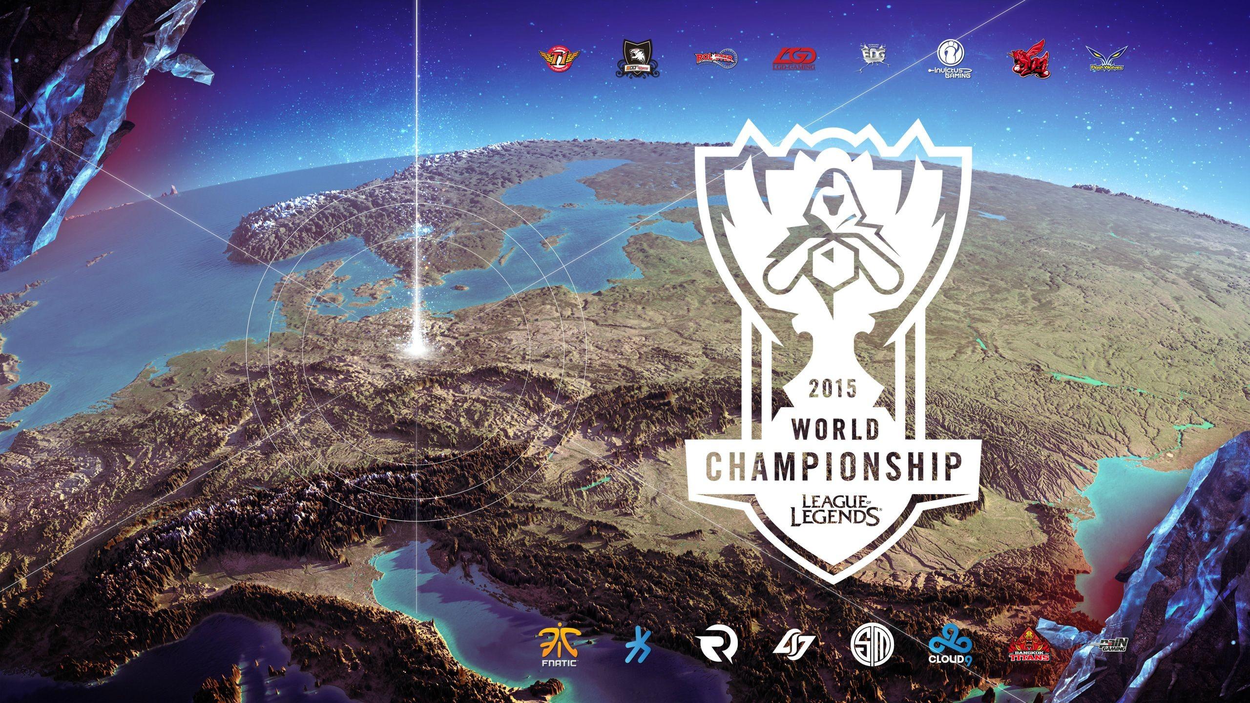 Wallpaper Planet League Of Legends Earth Germany World
