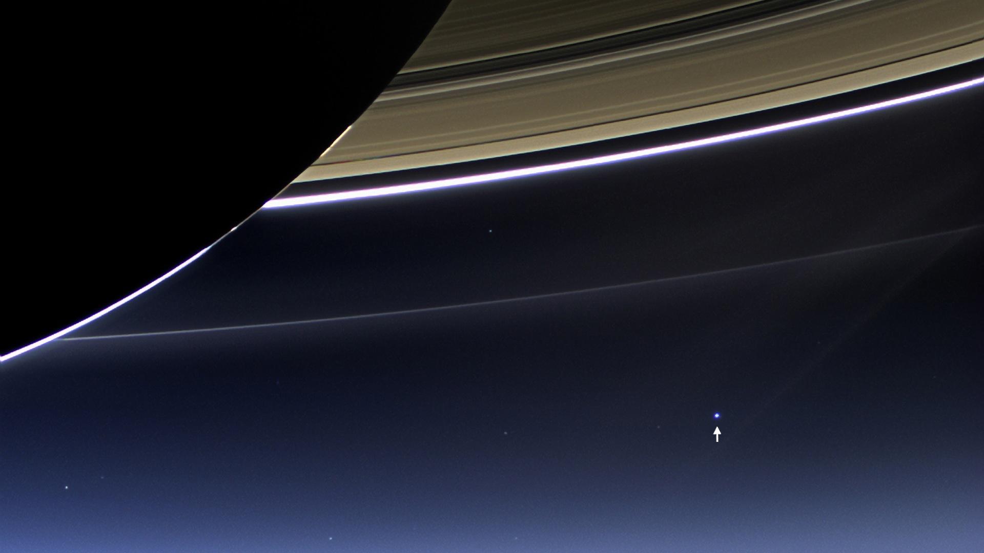Wallpaper Planet Nasa Sky Earth Saturn Angle Light