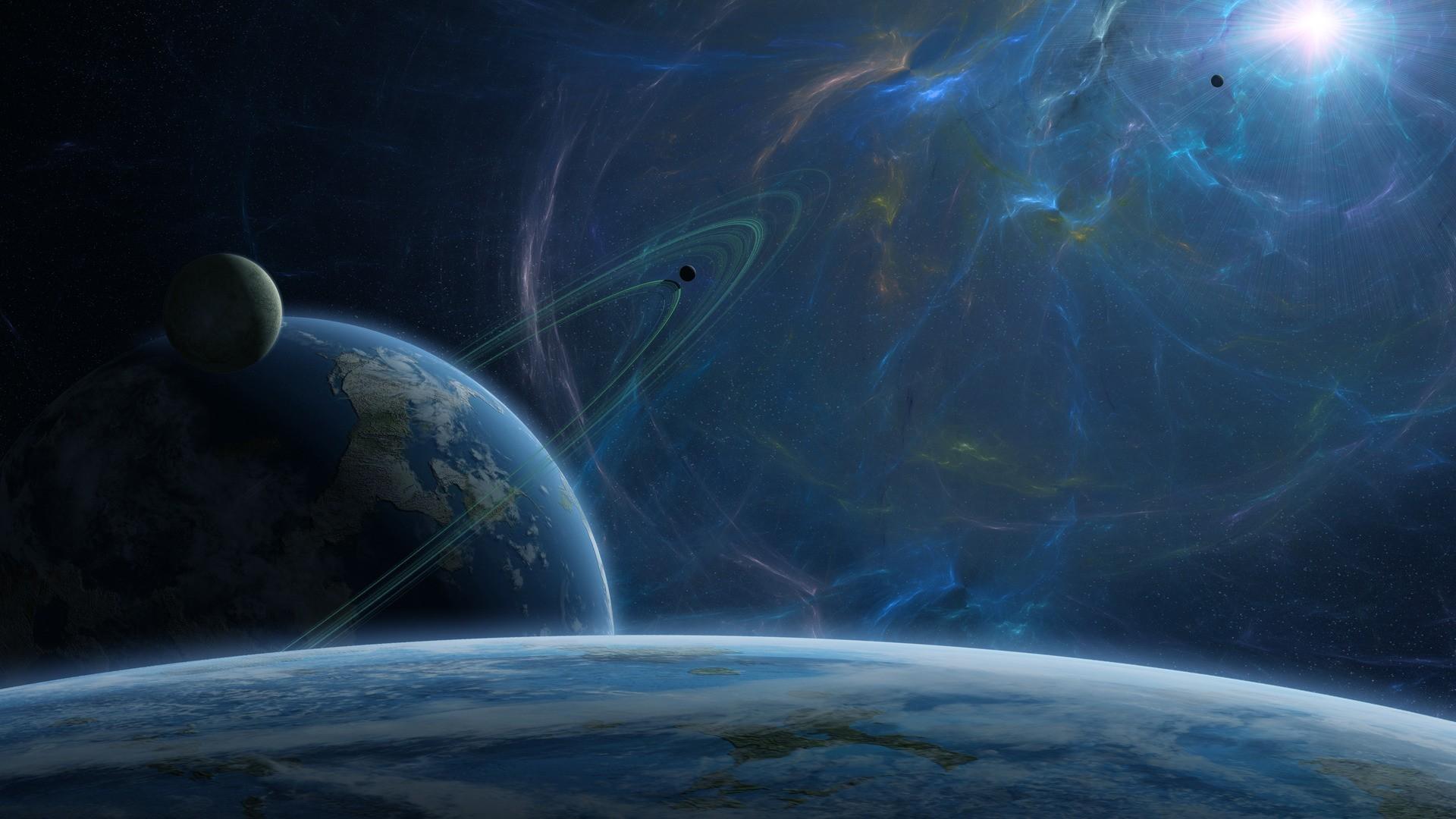 Картинка о вселенной