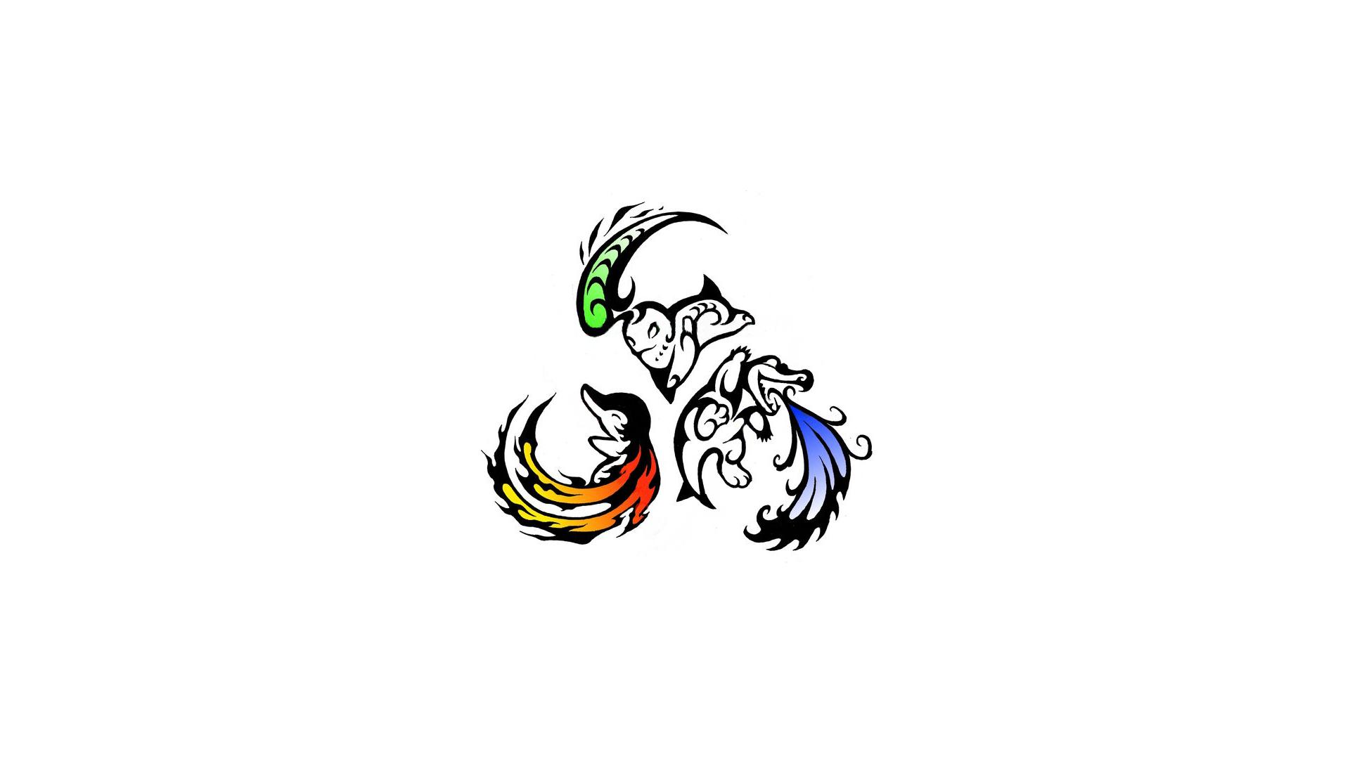 Pokemon Cyndaquil Chikorita Totodile