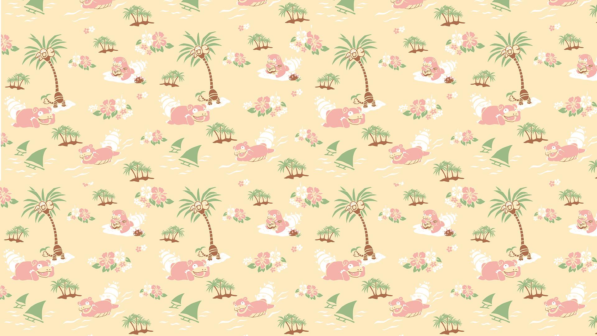 Wallpaper Pokemon Tile Cartoon Pattern 1920x1080 Asta 1558643 Hd Wallpapers Wallhere