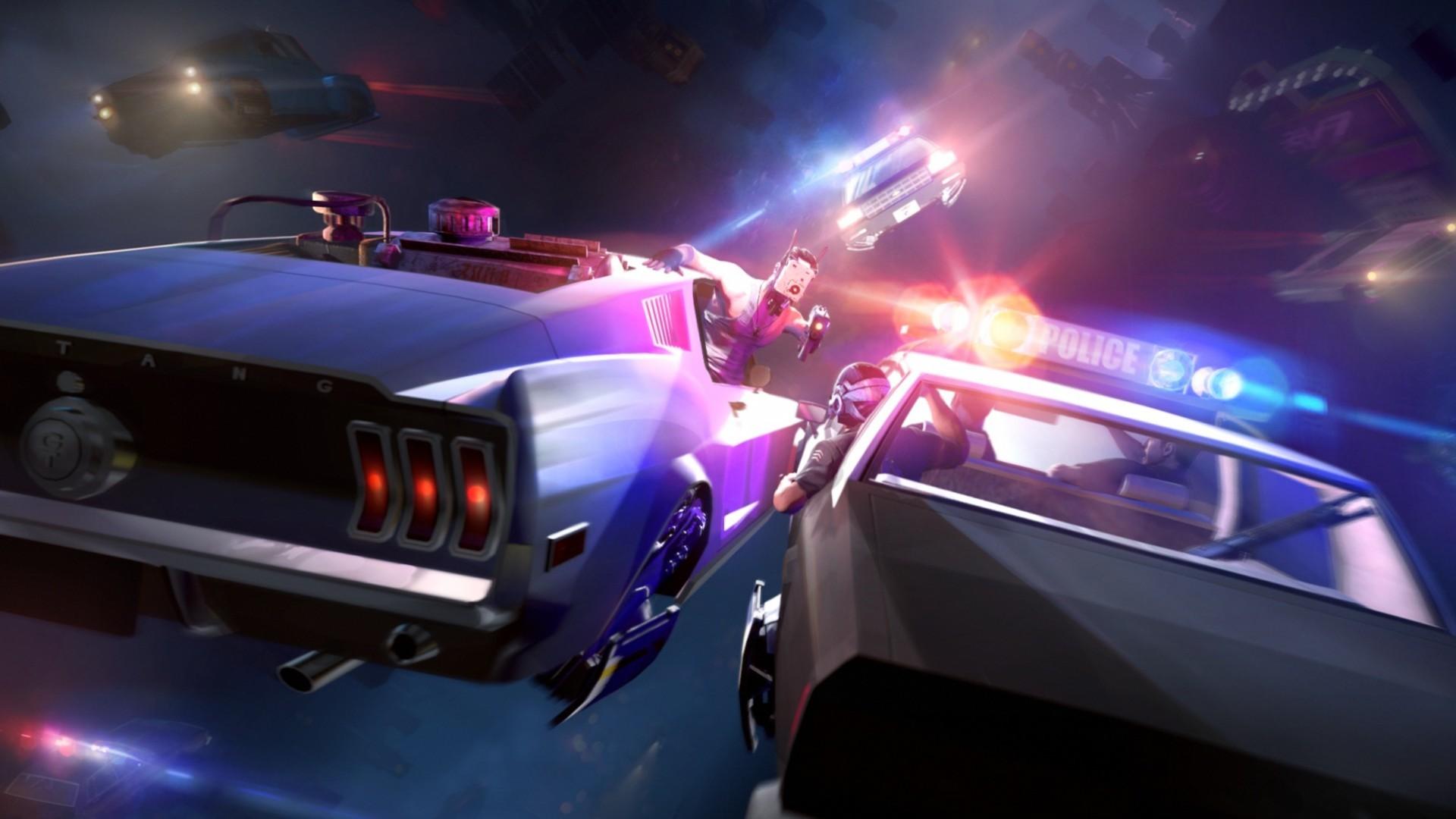 Hình nền : cảnh sát, Súng, xe hơi, 3D, tương lai, Tác phẩm nghệ thuật, Ford Mustang, Siêu xe, Ảnh chụp màn hình, Ô tô làm, Xe hạng sang, triển lãm xe ...