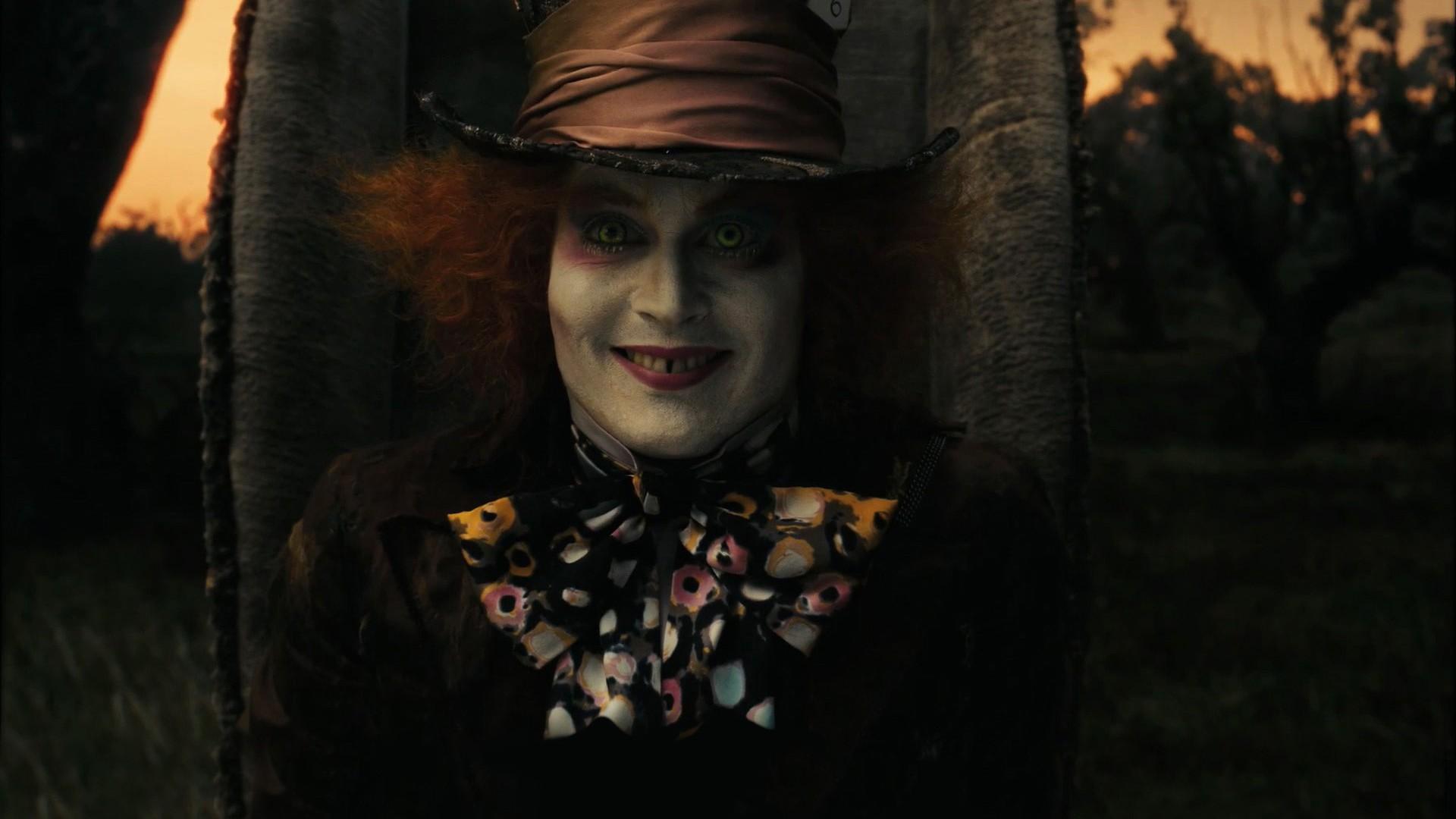 Hintergrundbilder Porträt Alice Im Wunderland Wütender Hutmacher