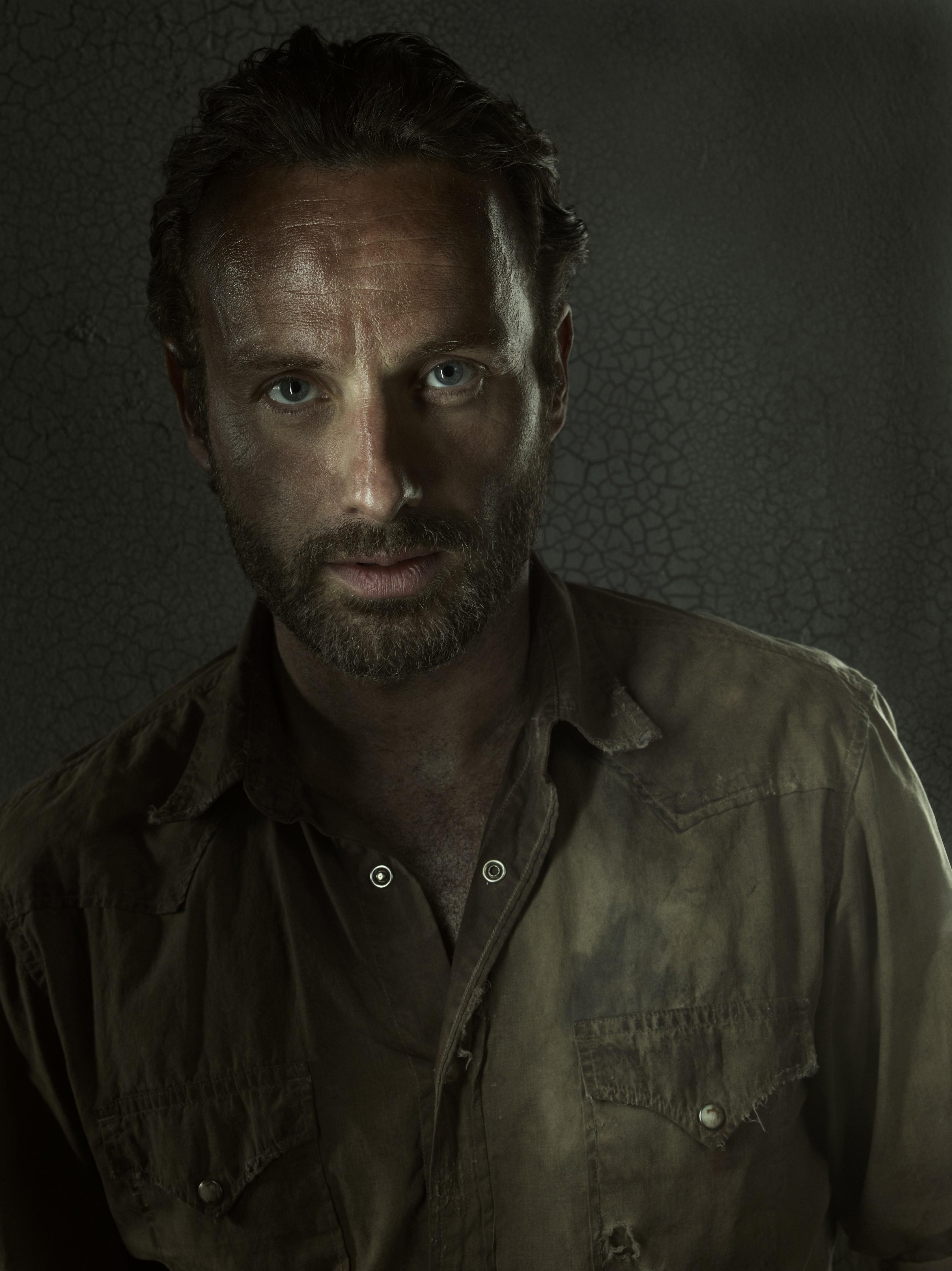 Wallpaper Portrait The Walking Dead Person Rick Grimes