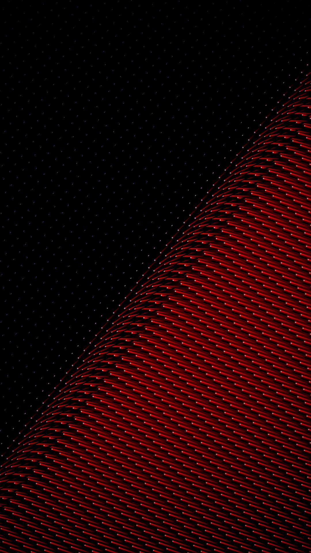 Fondos De Pantalla Potrait Fondo Negro Abstracto Amoled