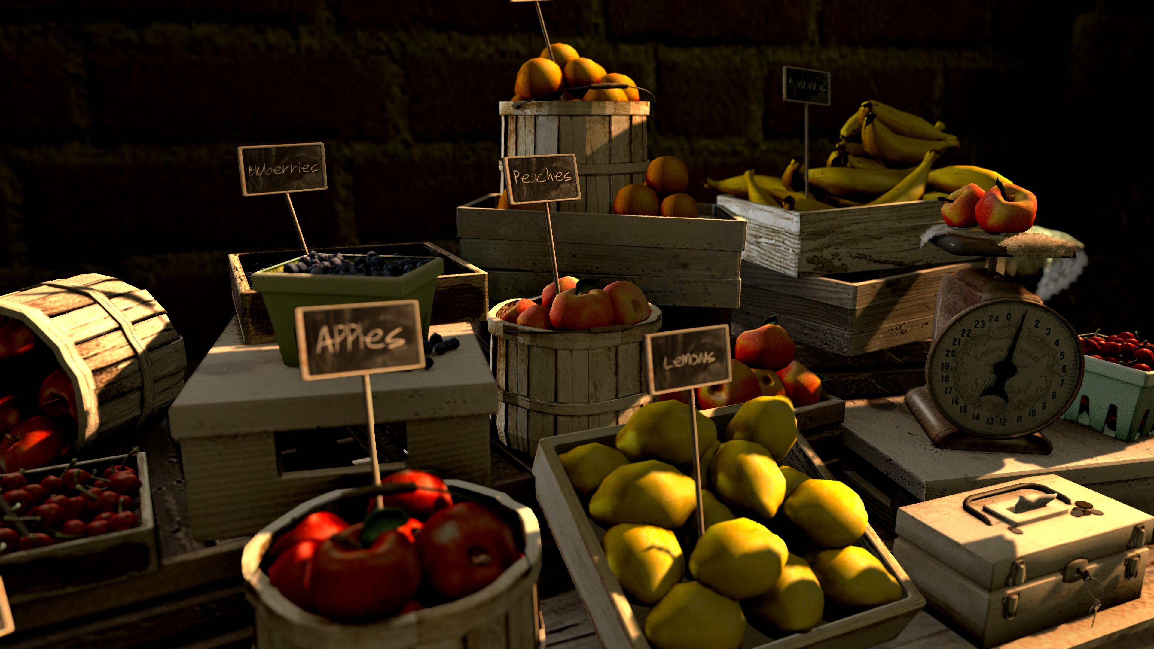 デスクトップ壁紙 作物 Pcゲーム フルーツ 地元の食べ物 フード 3840x2160 デスクトップ壁紙 Wallhere
