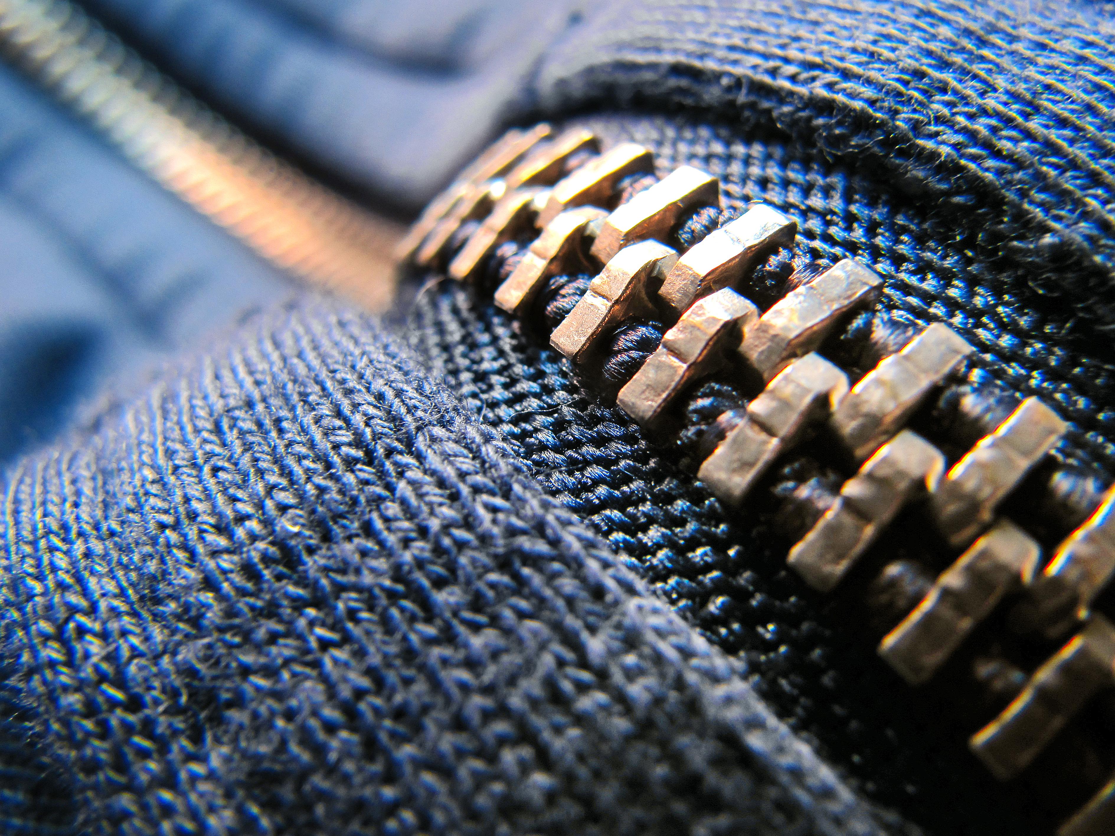 closeup, yellow, blue, jacket, pattern
