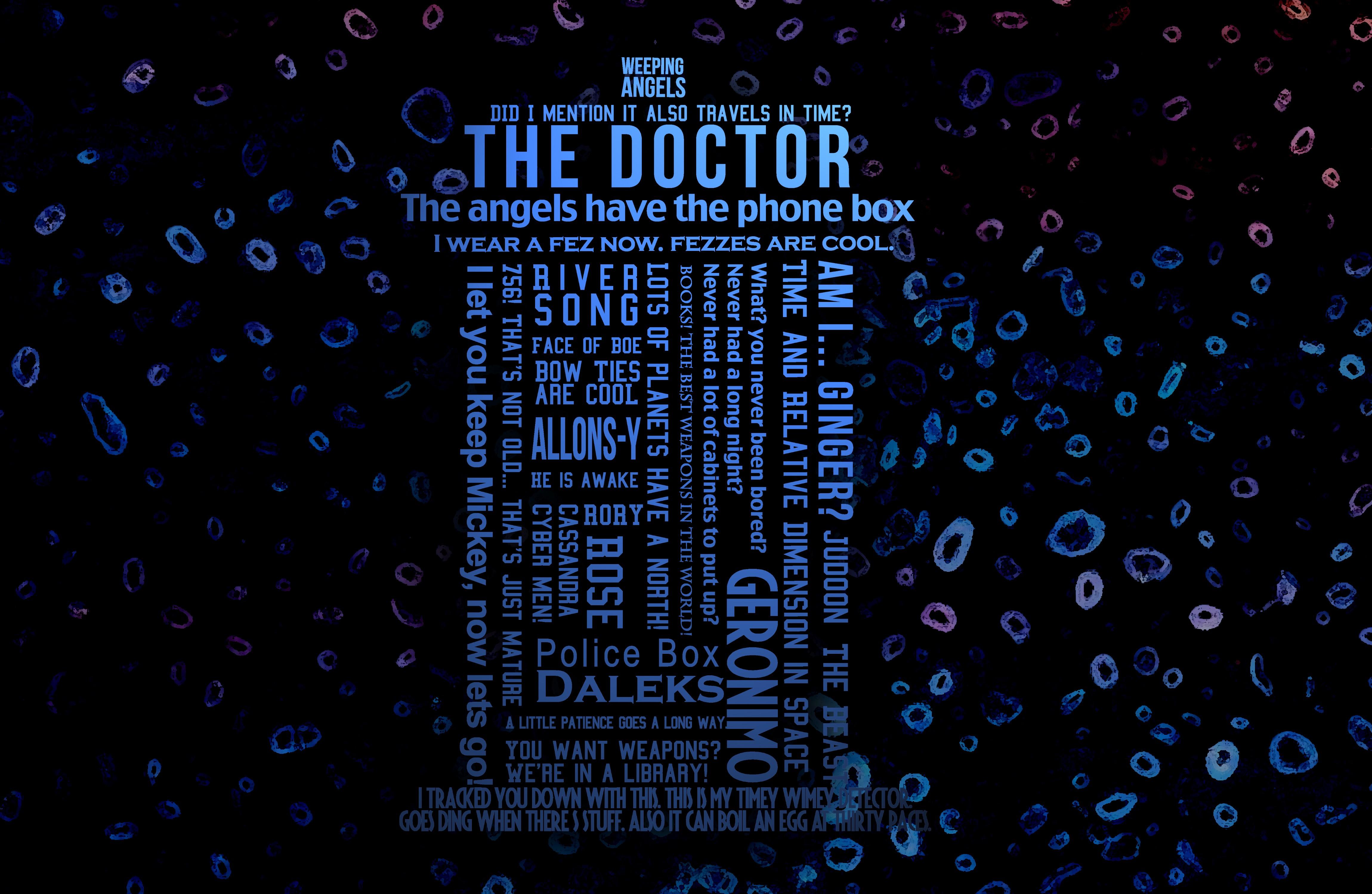 Fond D écran Citation Humour Typographie Texte Cercle