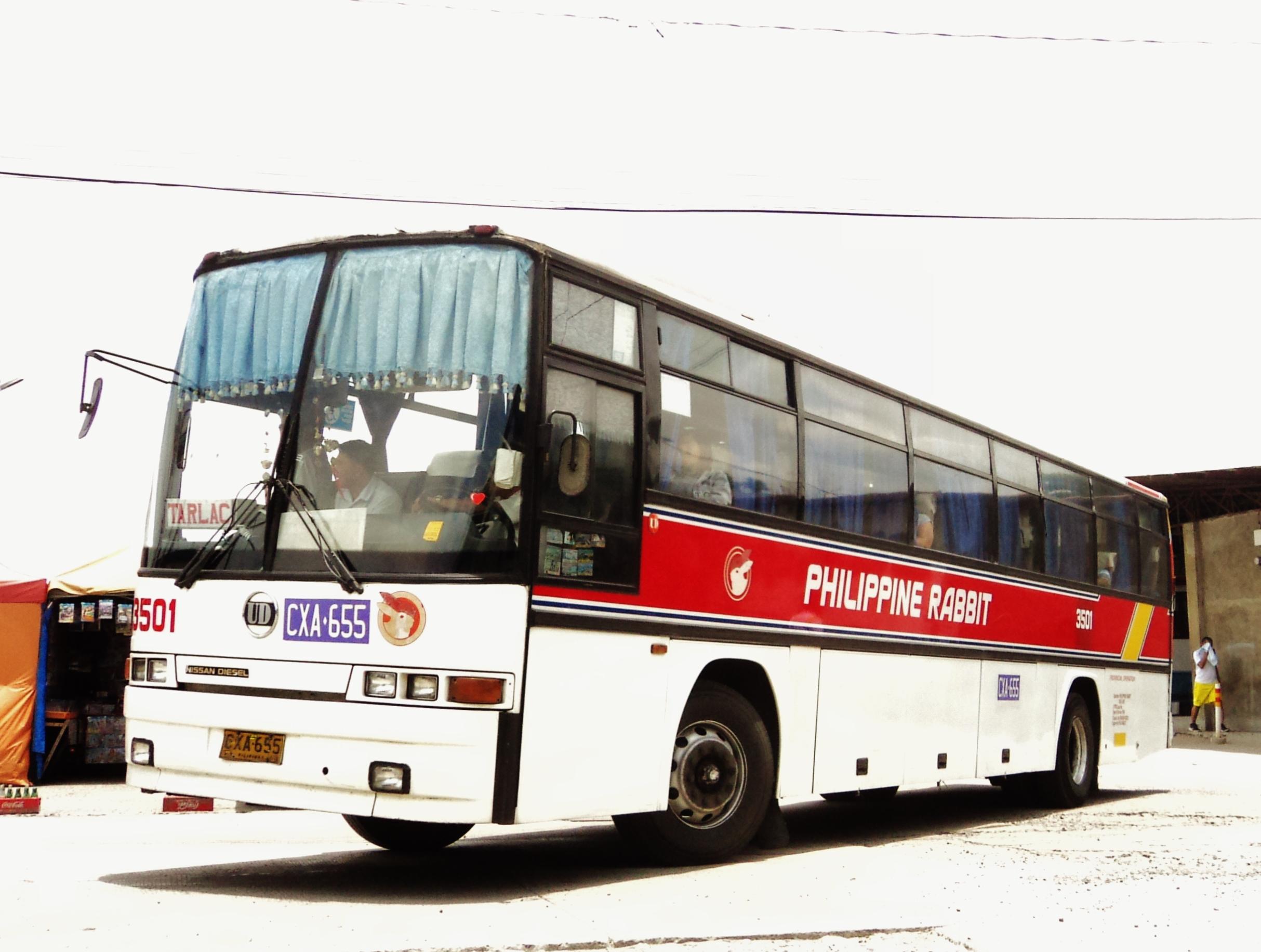 Wonderful Rabbit Nissan Diesel Euro Santarosa Ud Philippine 3501 Prbl Pe6t Rb46sr