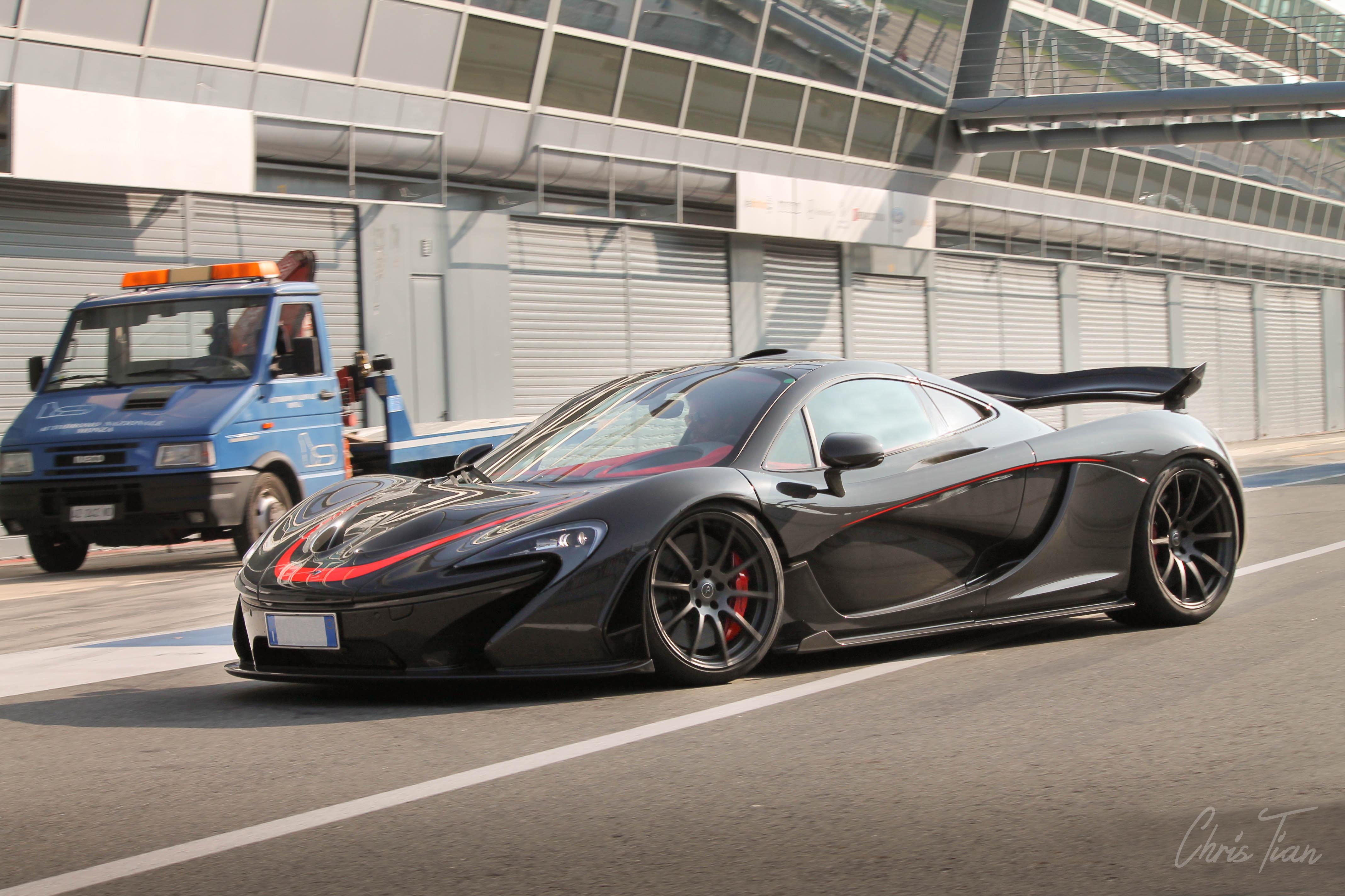 Canon McLaren Hd P1 Pitlane Monza TopGear Mso Hypercar Christino96 Tgcup