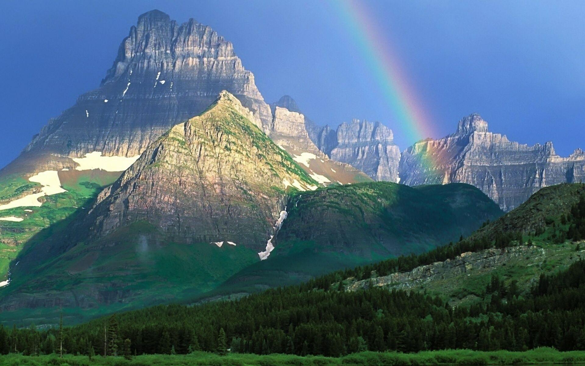 Красивые открытки с горами