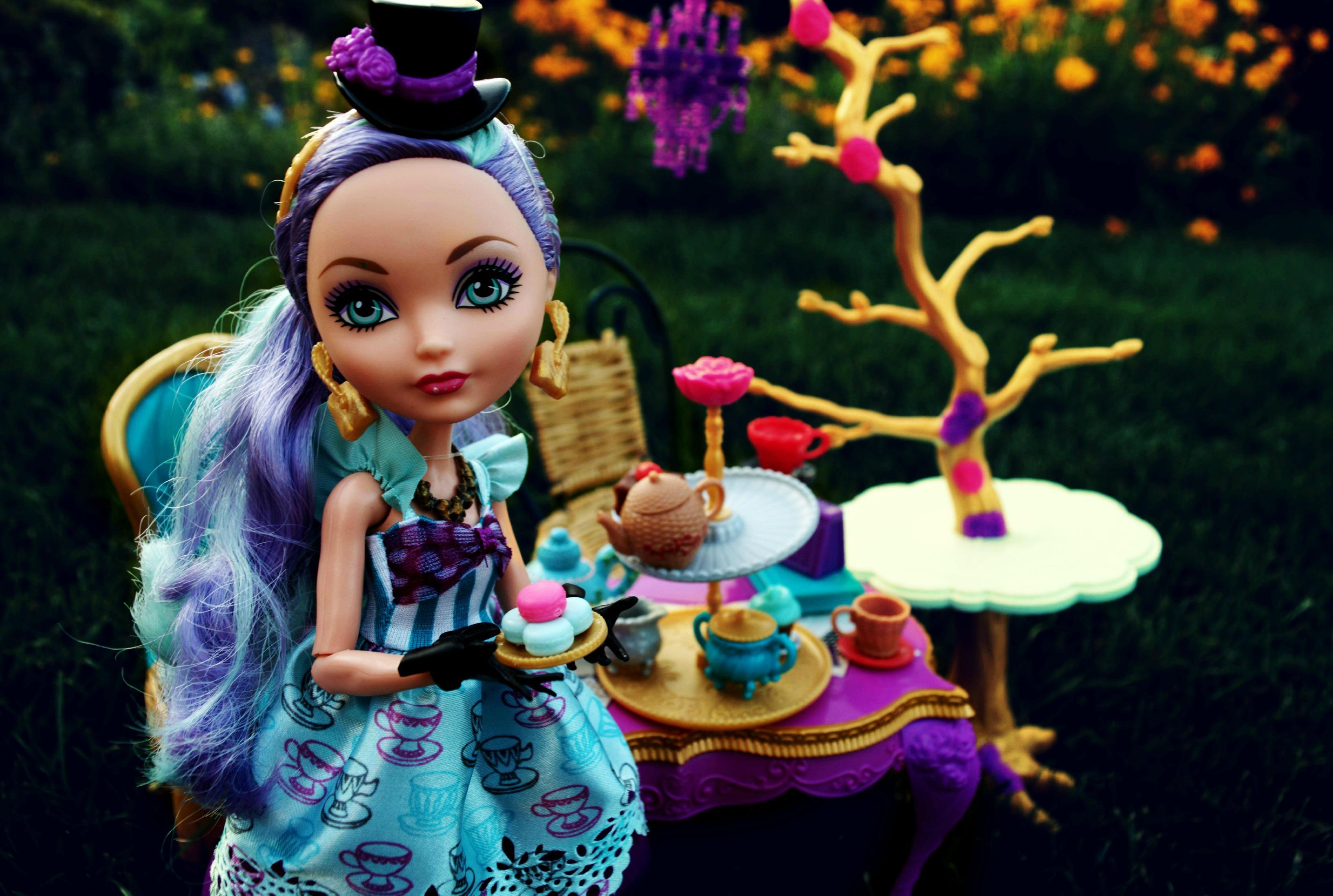кукла эвер афтер хай мэделин шепелев