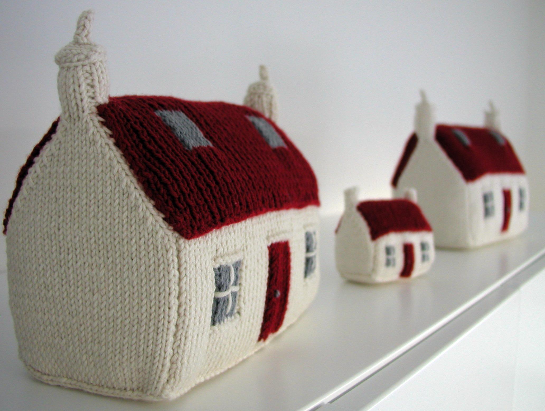 Hintergrundbilder : rot, Weiß, Haus, Schottland, drei, Stricken ...