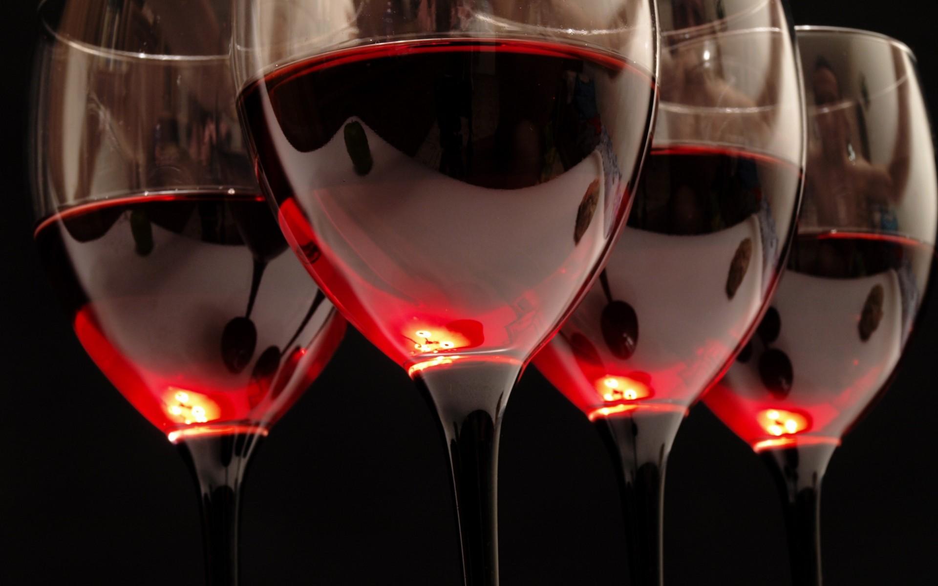 Открытка с красным вином, день воспитателя