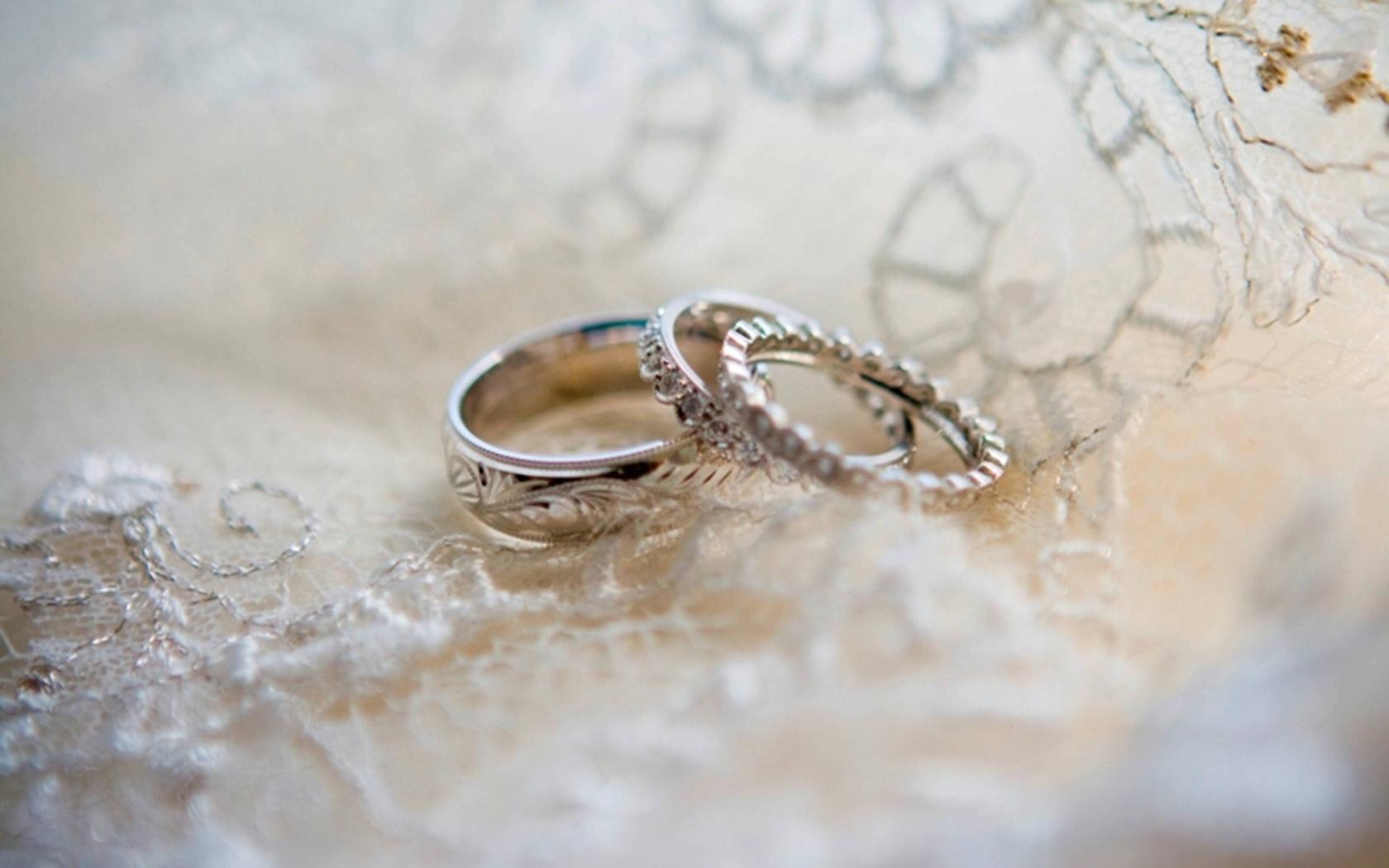 Rings Wedding Love Patterns