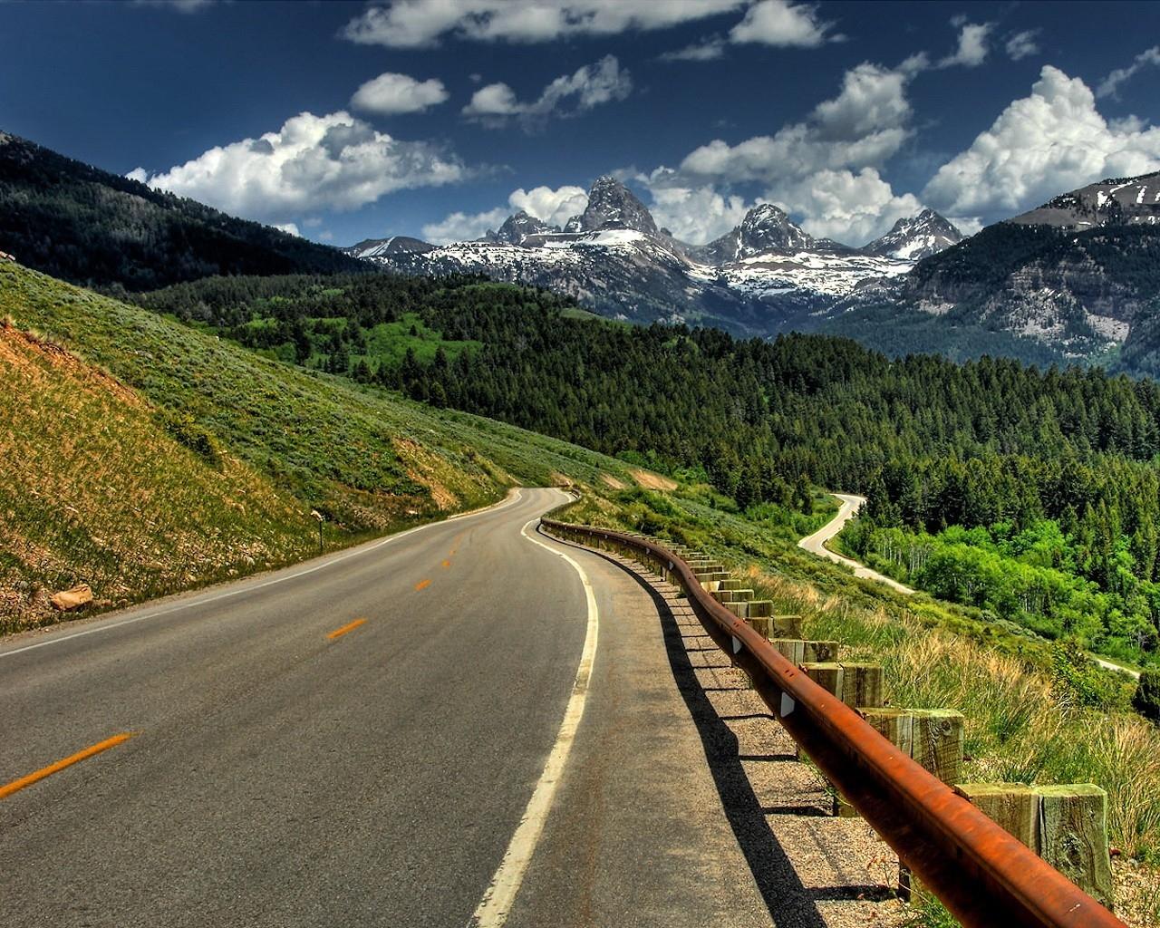 поверхность красивые картинками с дорогами всем, кто принял