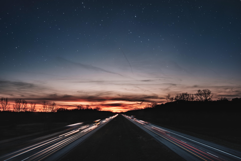 захватите дорога и звездное небо фото эталонный красавчик, так