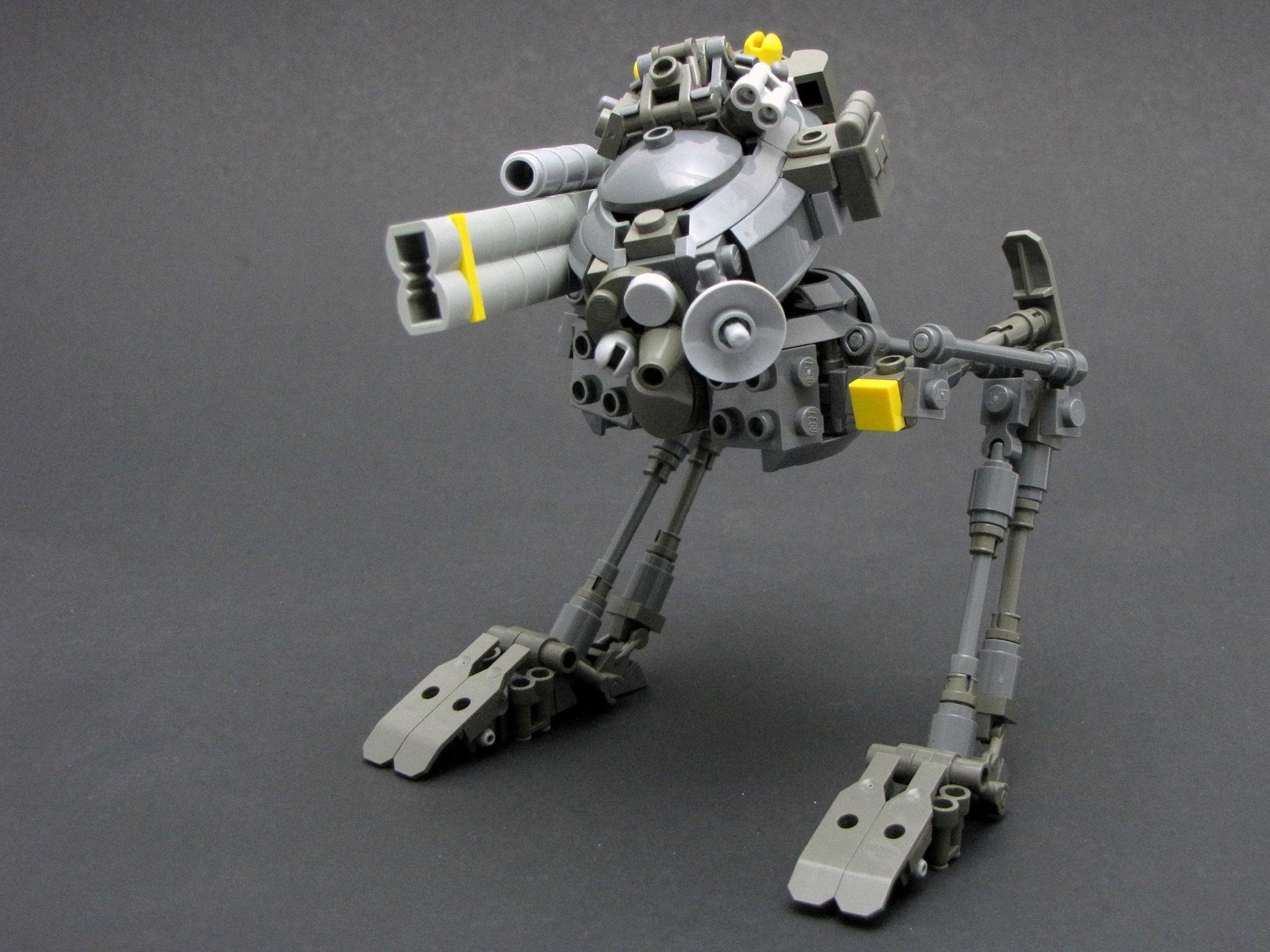 Как сделать робота военного