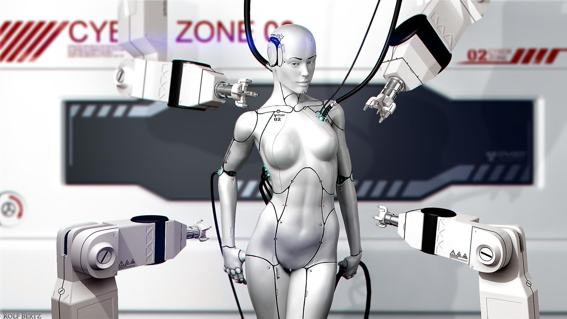 Pin By Comandante Cobra On Robo Girl Pinterest Art Nude Picture