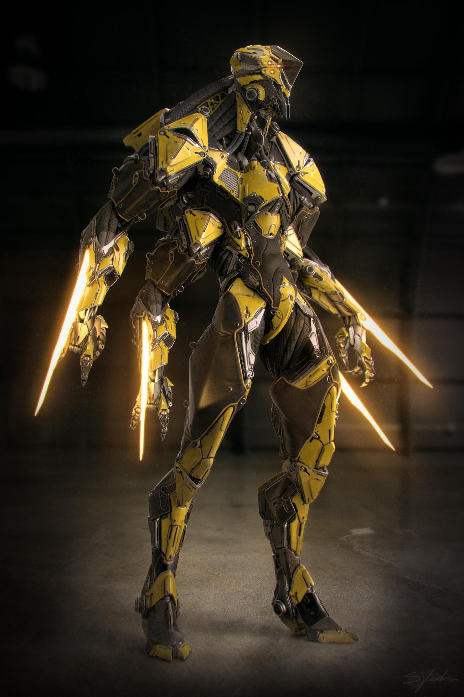 Armure Futuriste fond d'écran : robot, futuriste, jouet, obscurité, costume, capture