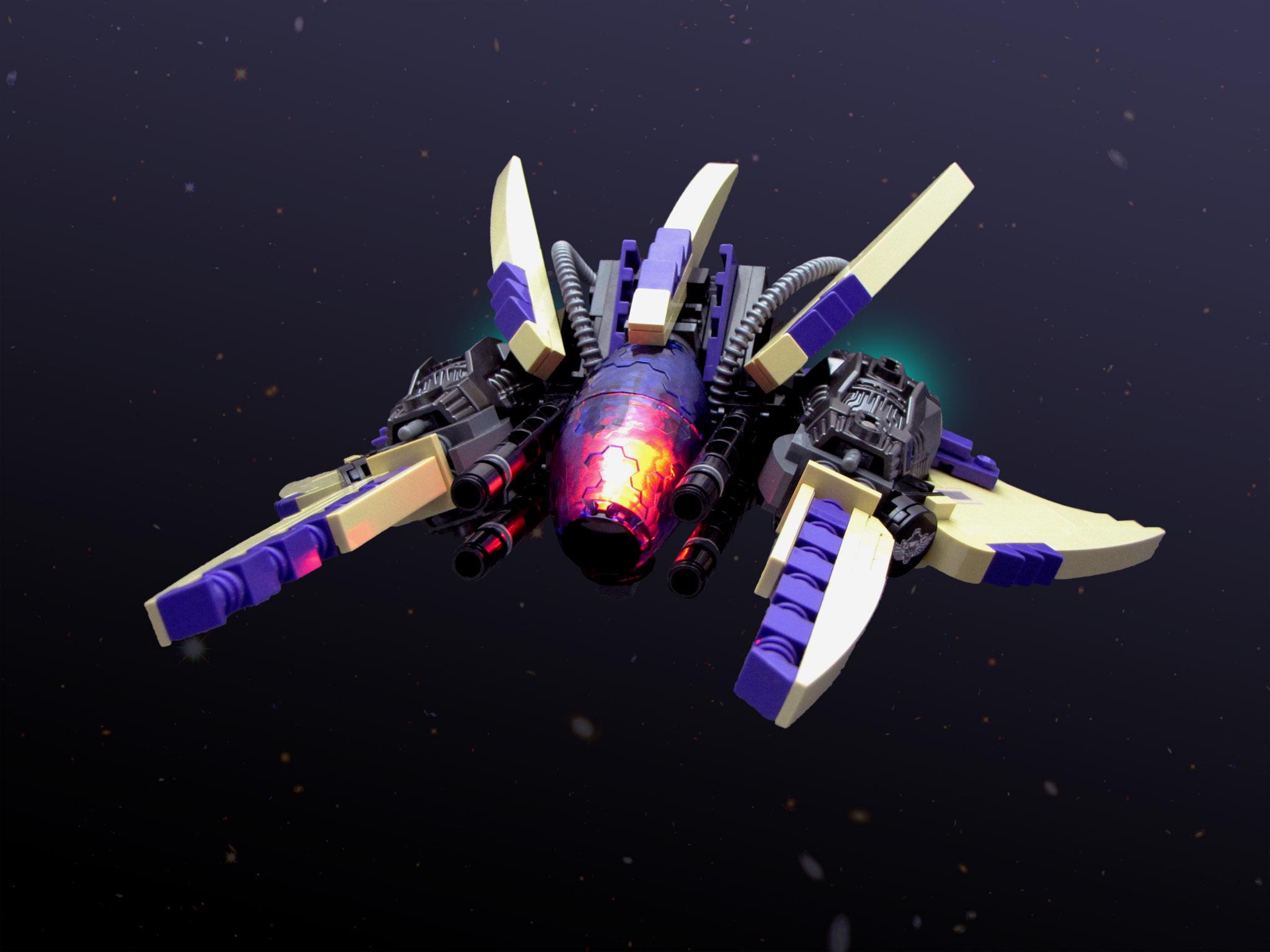 Sfondi Robot Spazio Lego Navicella Spaziale Telefono Gioco