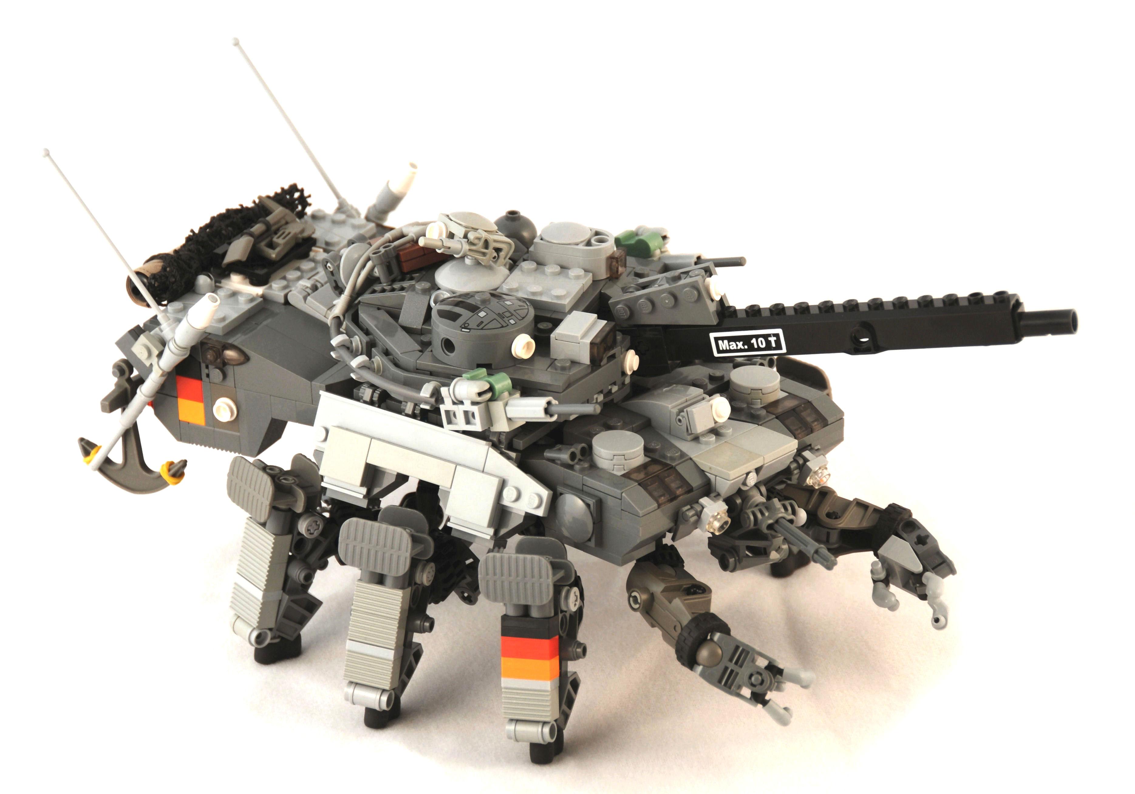 lego sci fi guns