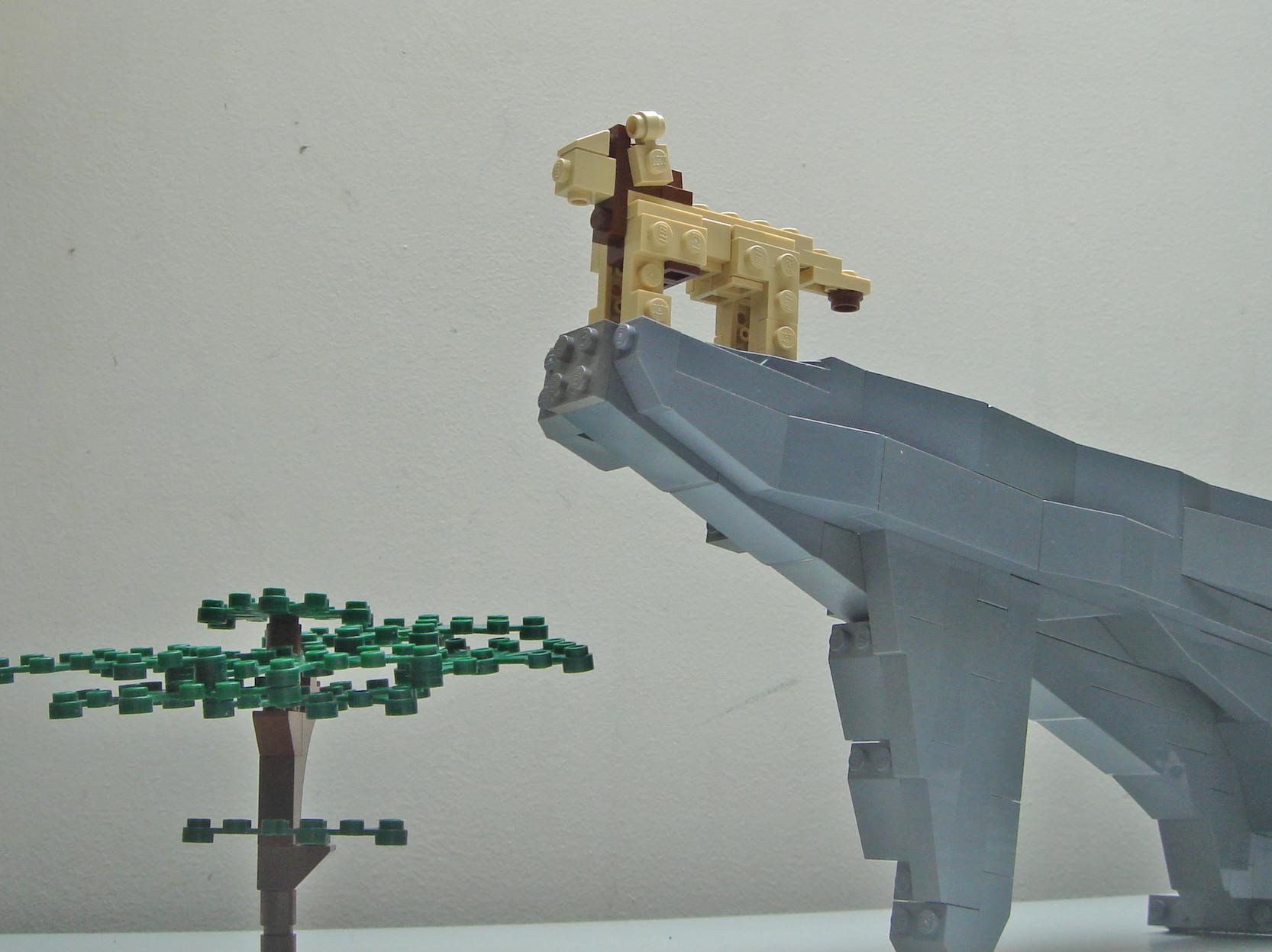 лего в картинках король лев коса стала