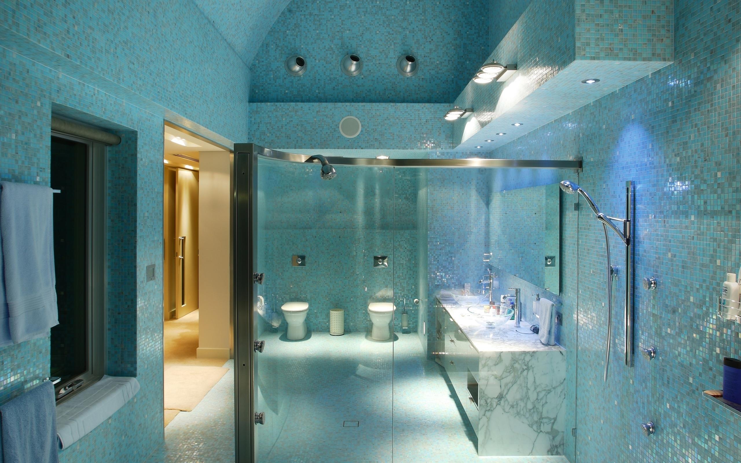 Wallpaper Room Bathroom Wall Style Interior 2560x1600 4kwallpaper 1043249 Hd Wallpapers Wallhere