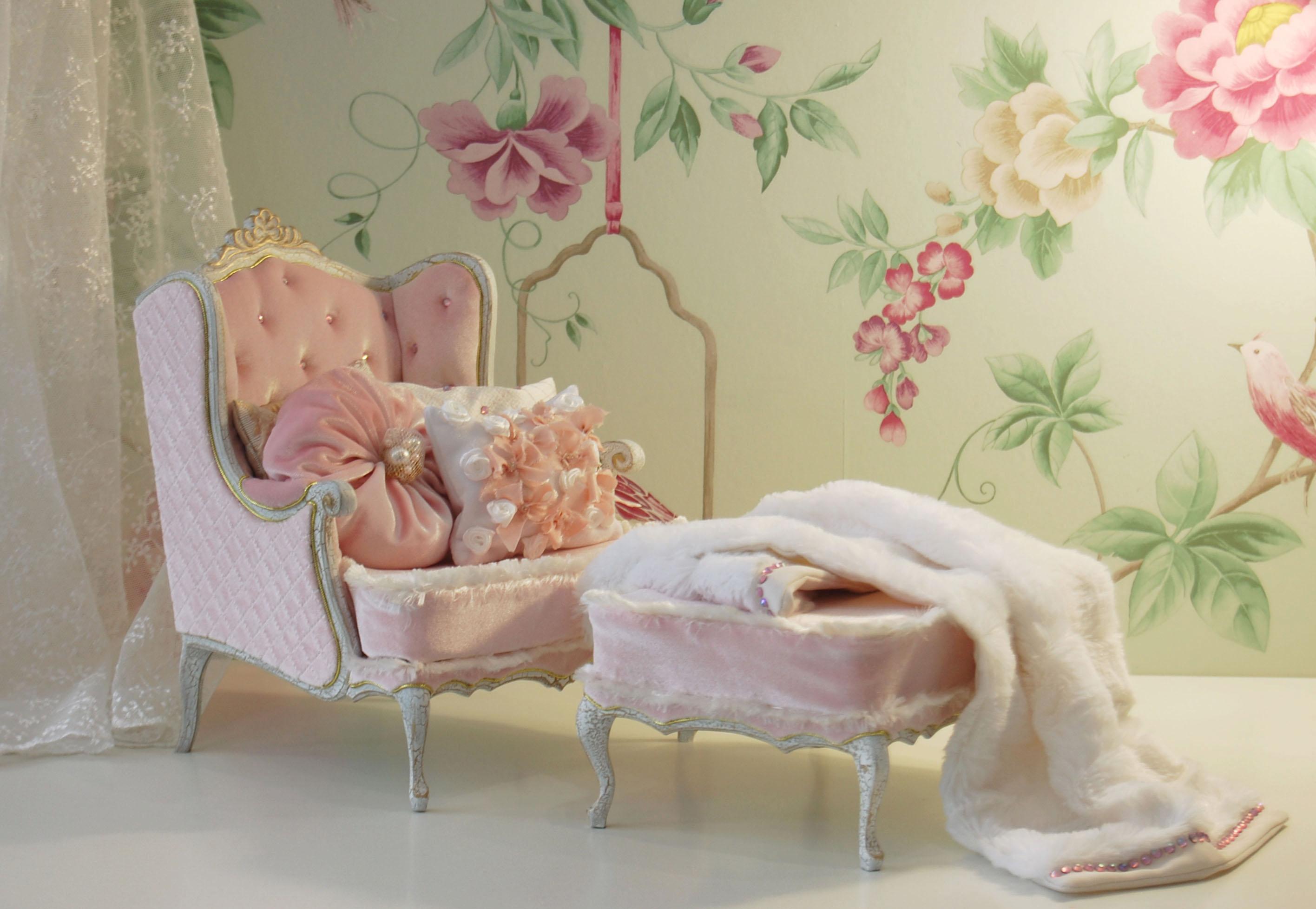 Fondos de pantalla habitaci n cama silla almohada - Silla para habitacion ...