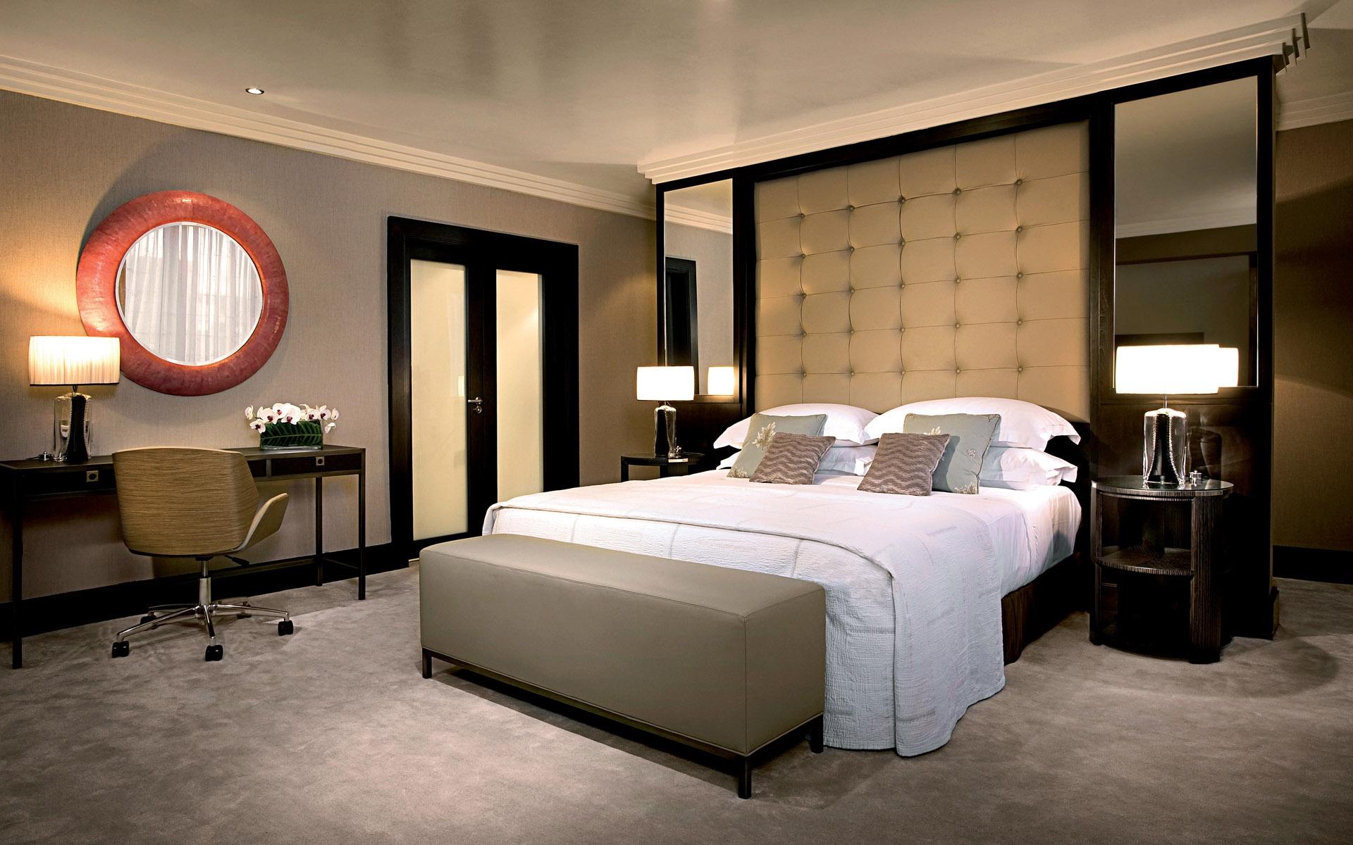 Fondos de pantalla : habitación, interior, cama, silla, espejo ...